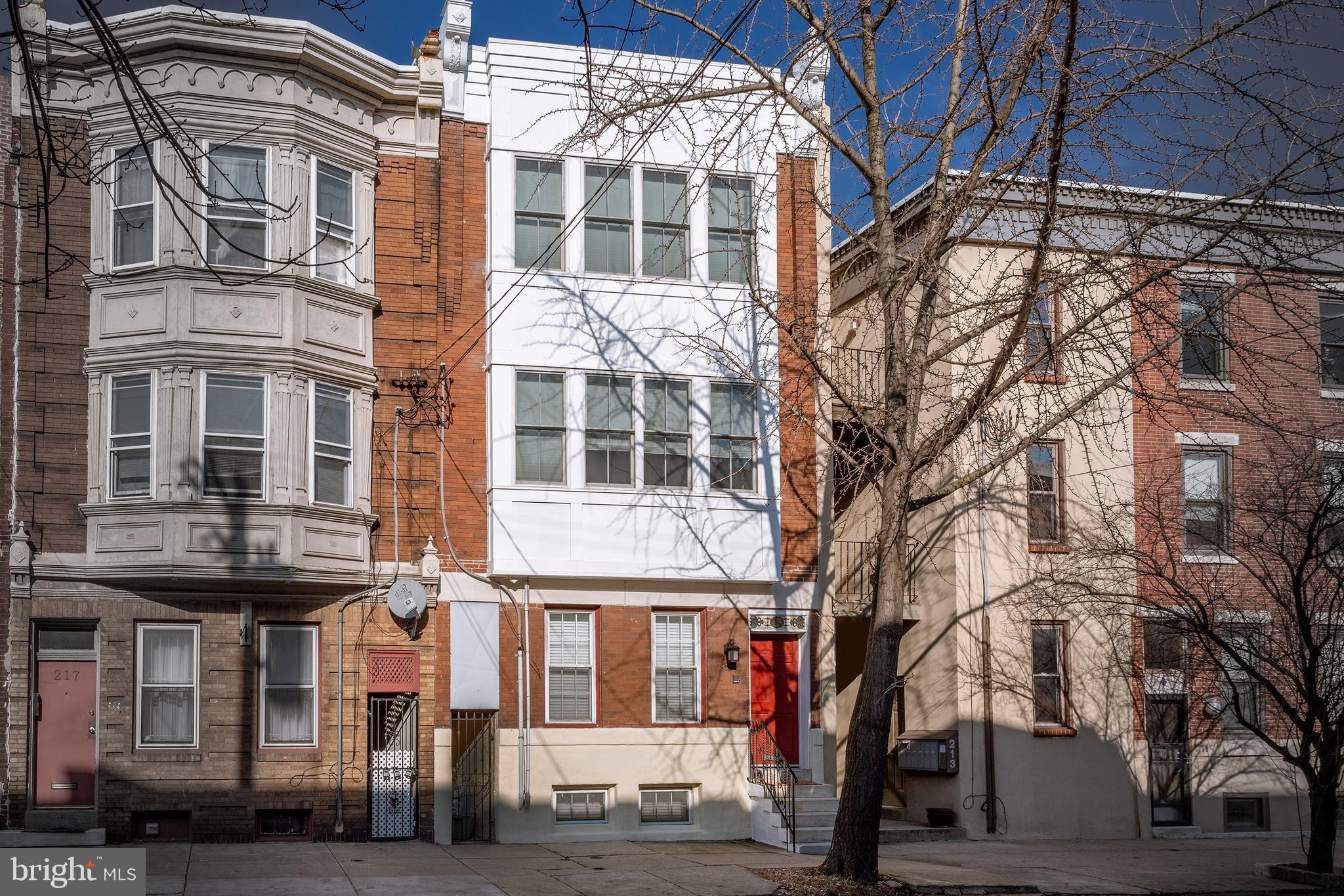 215 Christian St, Philadelphia, PA, 19147