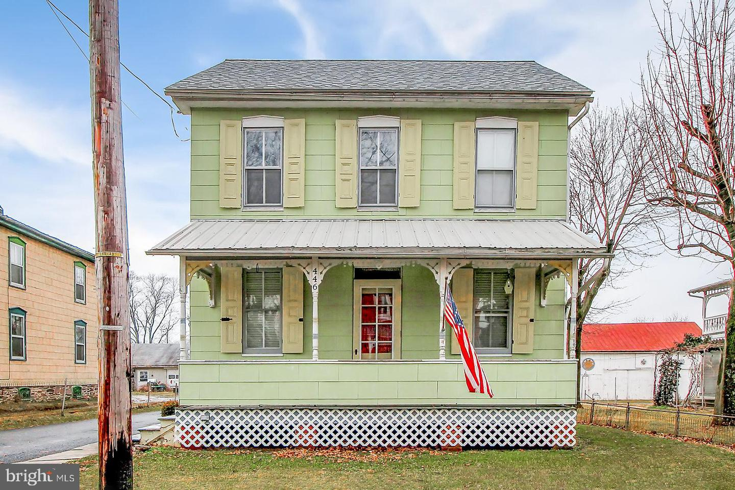 Photo of 446 E Main Street, Virginville PA