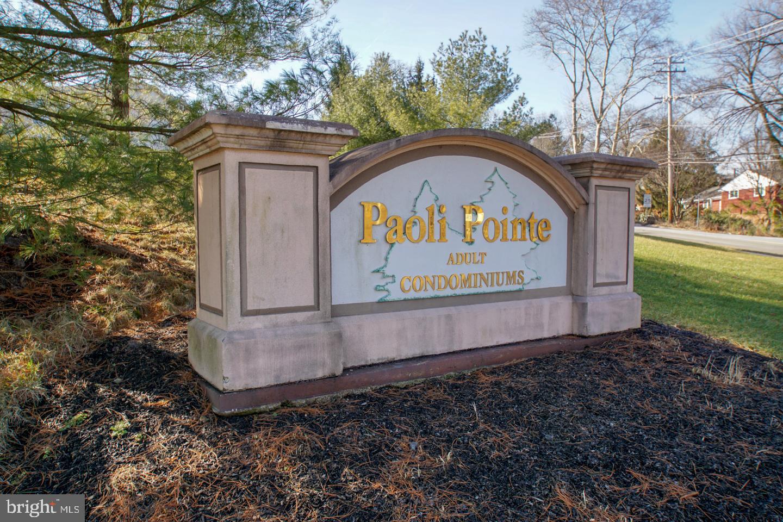108 Paoli Pointe Drive #108M Paoli, PA 19301