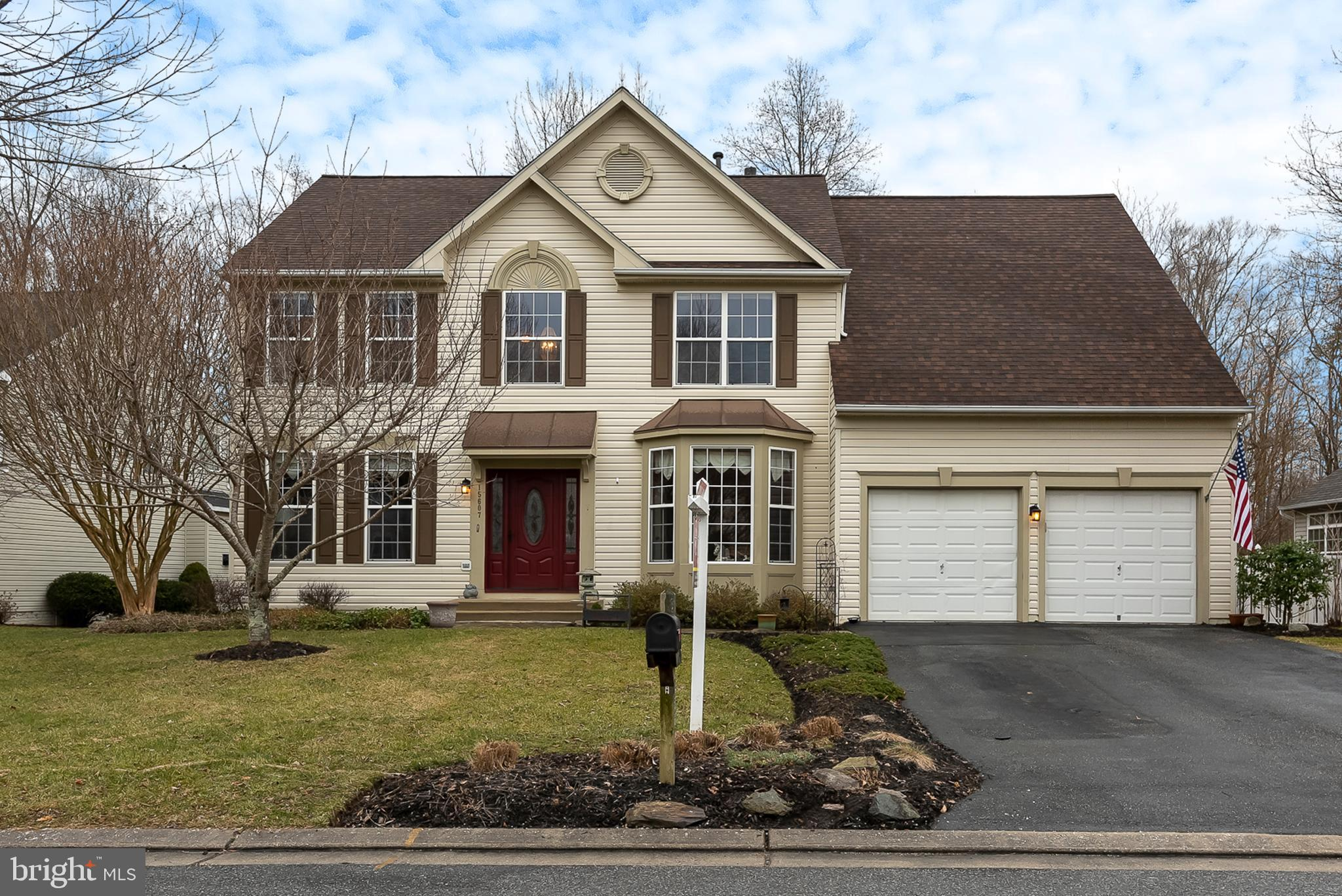 15607 OVERCHASE LANE, BOWIE, MD 20715