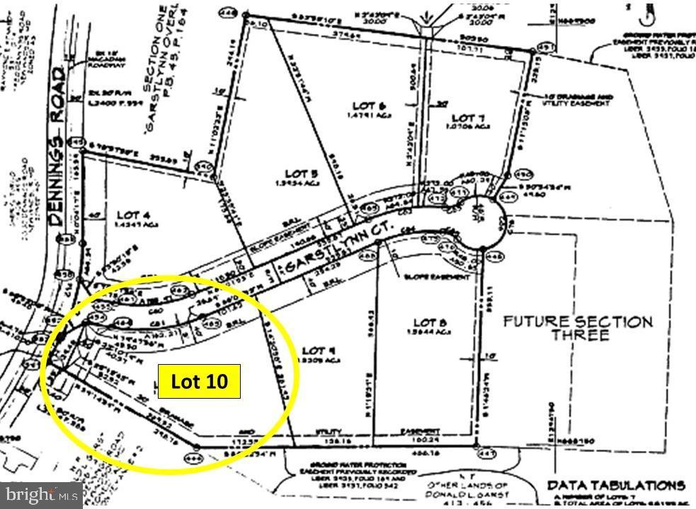 LOT 10 GARSTLYNN COURT, NEW WINDSOR, MD 21776
