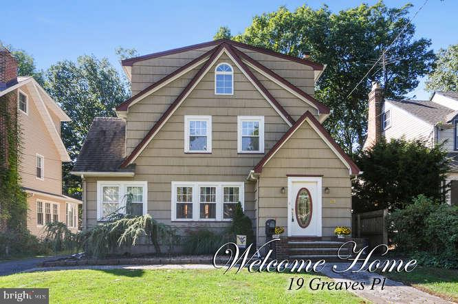 19 GREAVES PLACE, CRANFORD, NJ 07016