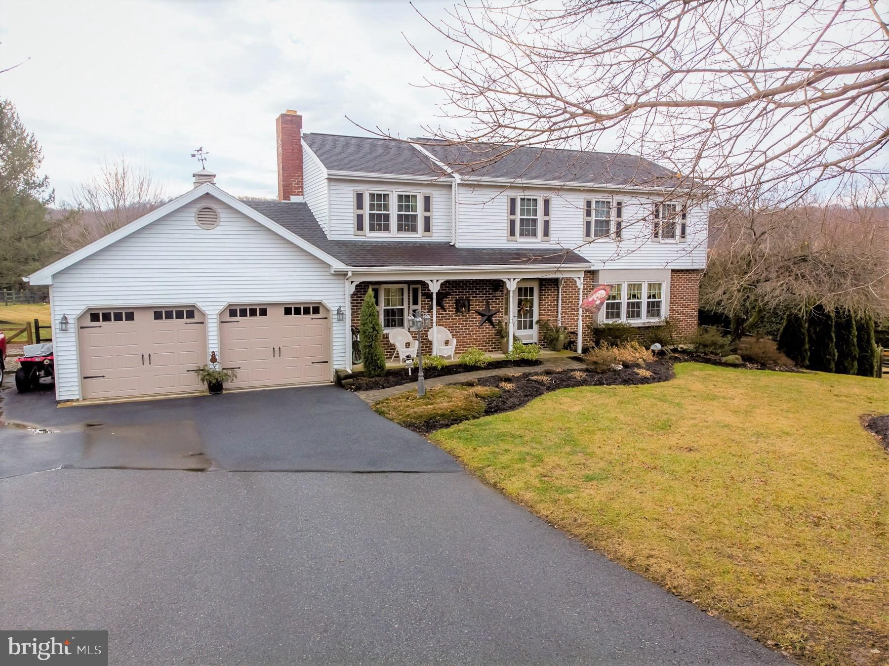 314 TEXTER MOUNTAIN ROAD, ROBESONIA, PA 19551