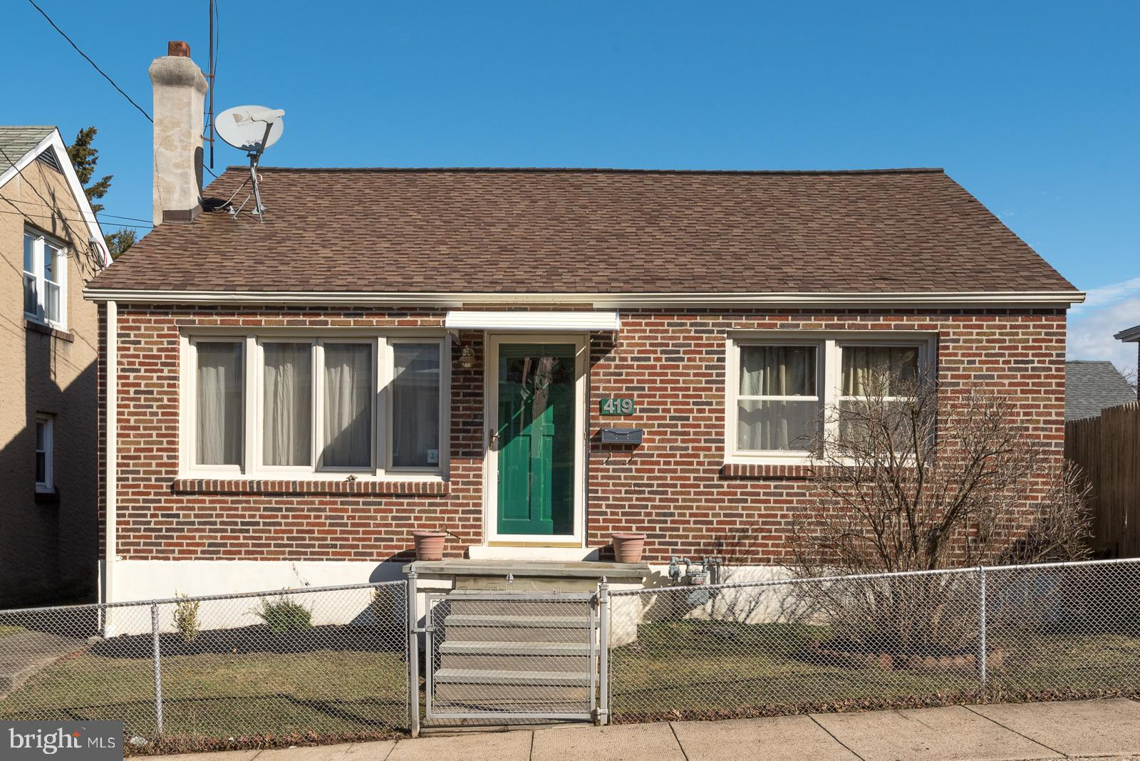 419 E RAMBO STREET, BRIDGEPORT, PA 19405