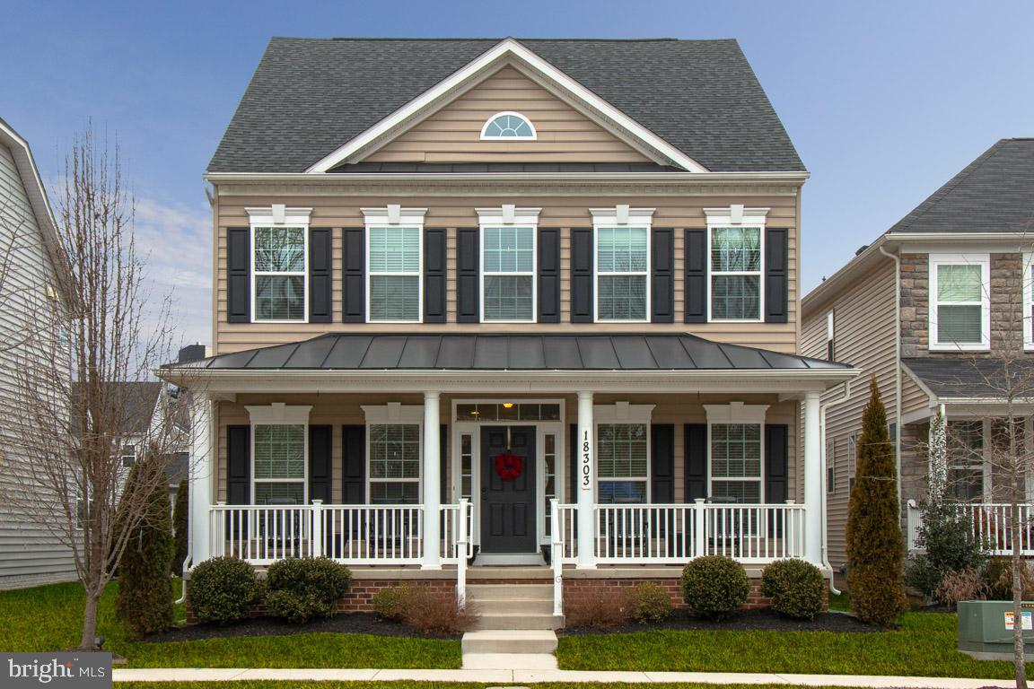18303 HICKORY MEADOW DRIVE, OLNEY, MD 20832