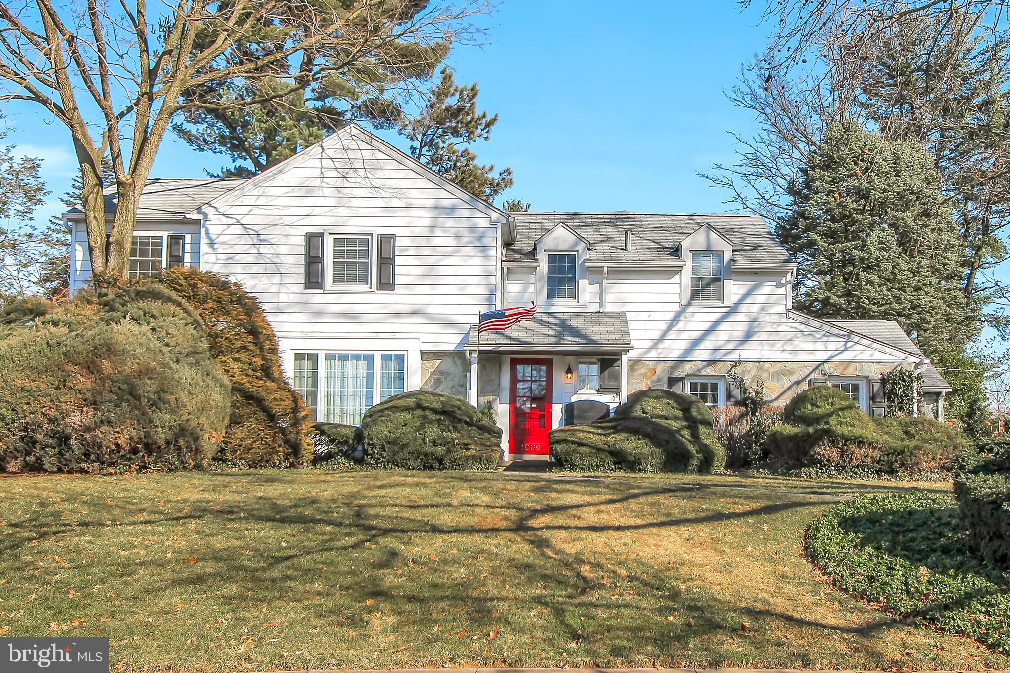 1009 BARBERRY ROAD, READING, PA 19611