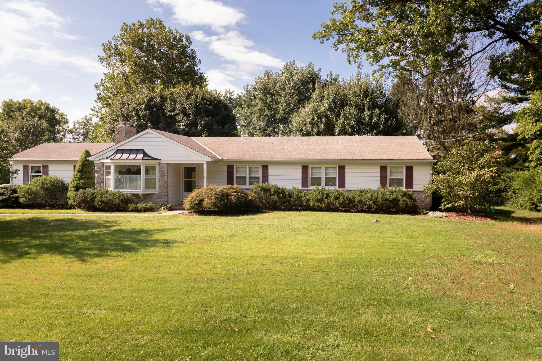 454 SMOKEPIPE ROAD, SOUDERTON, PA 18964