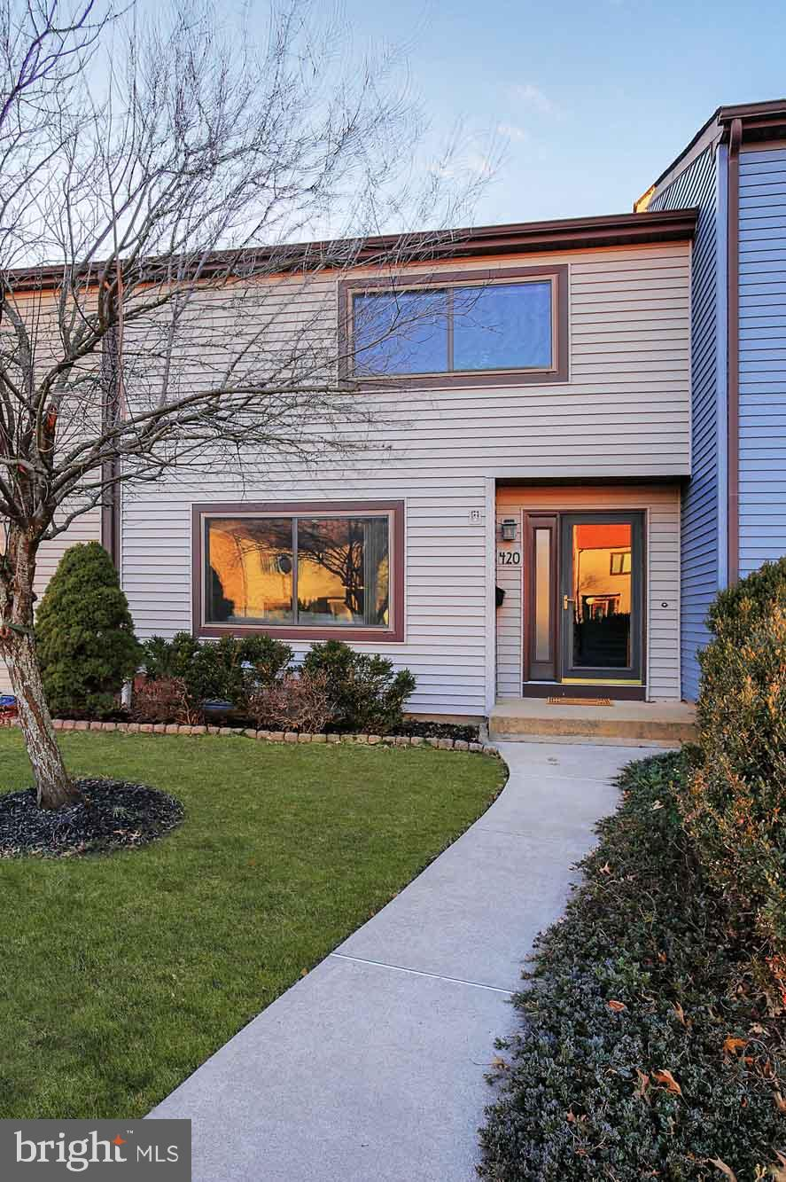 420 BROOKSIDE LANE, HILLSBOROUGH, NJ 08844