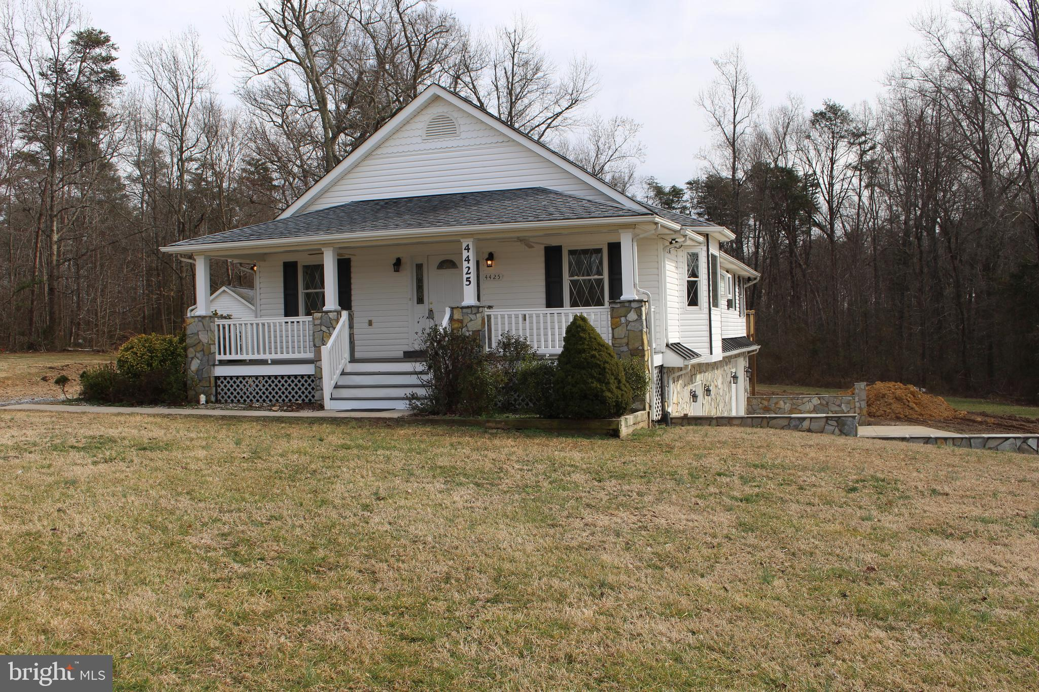 4425 PARTLOW ROAD, PARTLOW, VA 22534