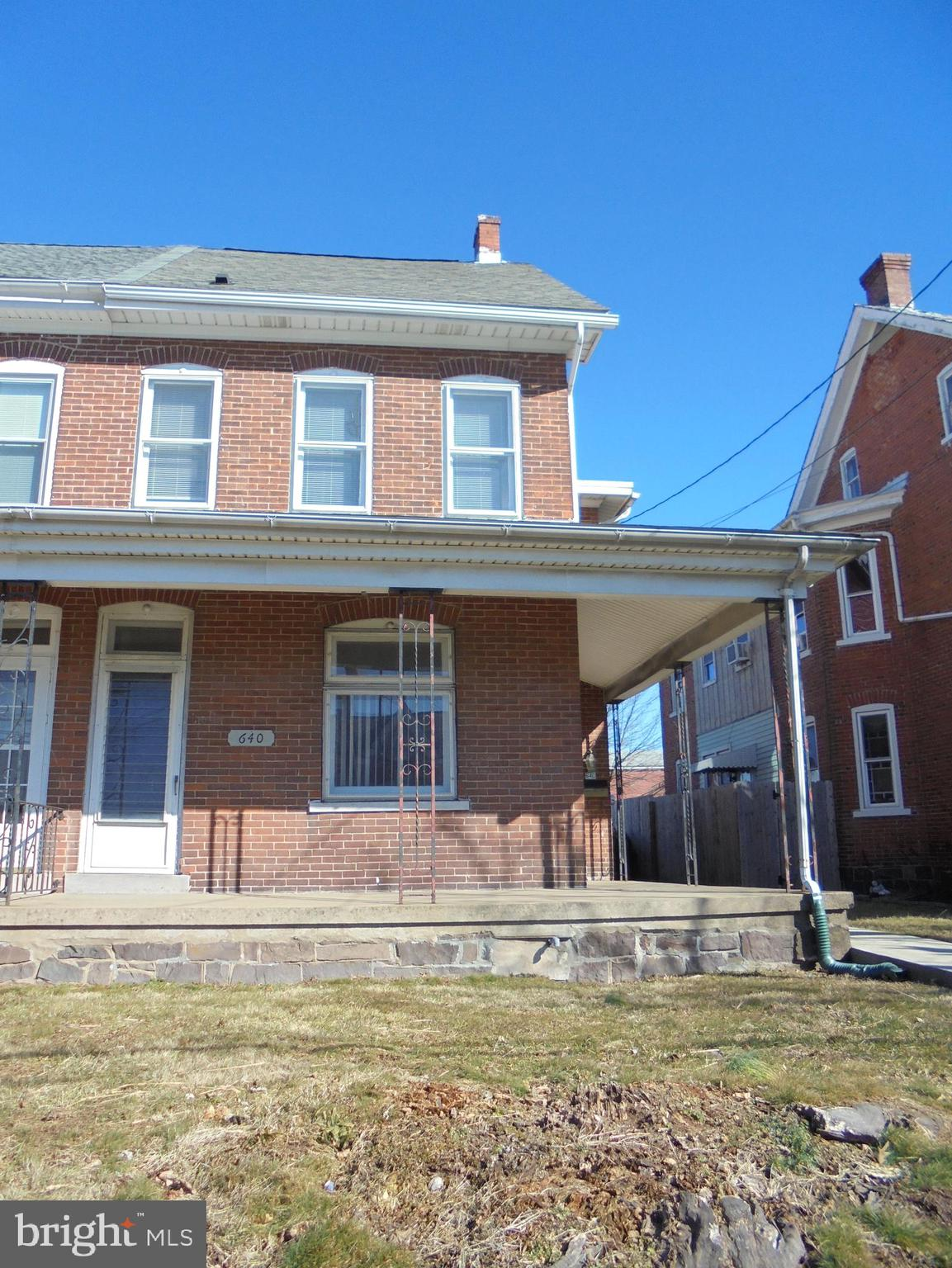 640 MAIN STREET, RED HILL, PA 18076