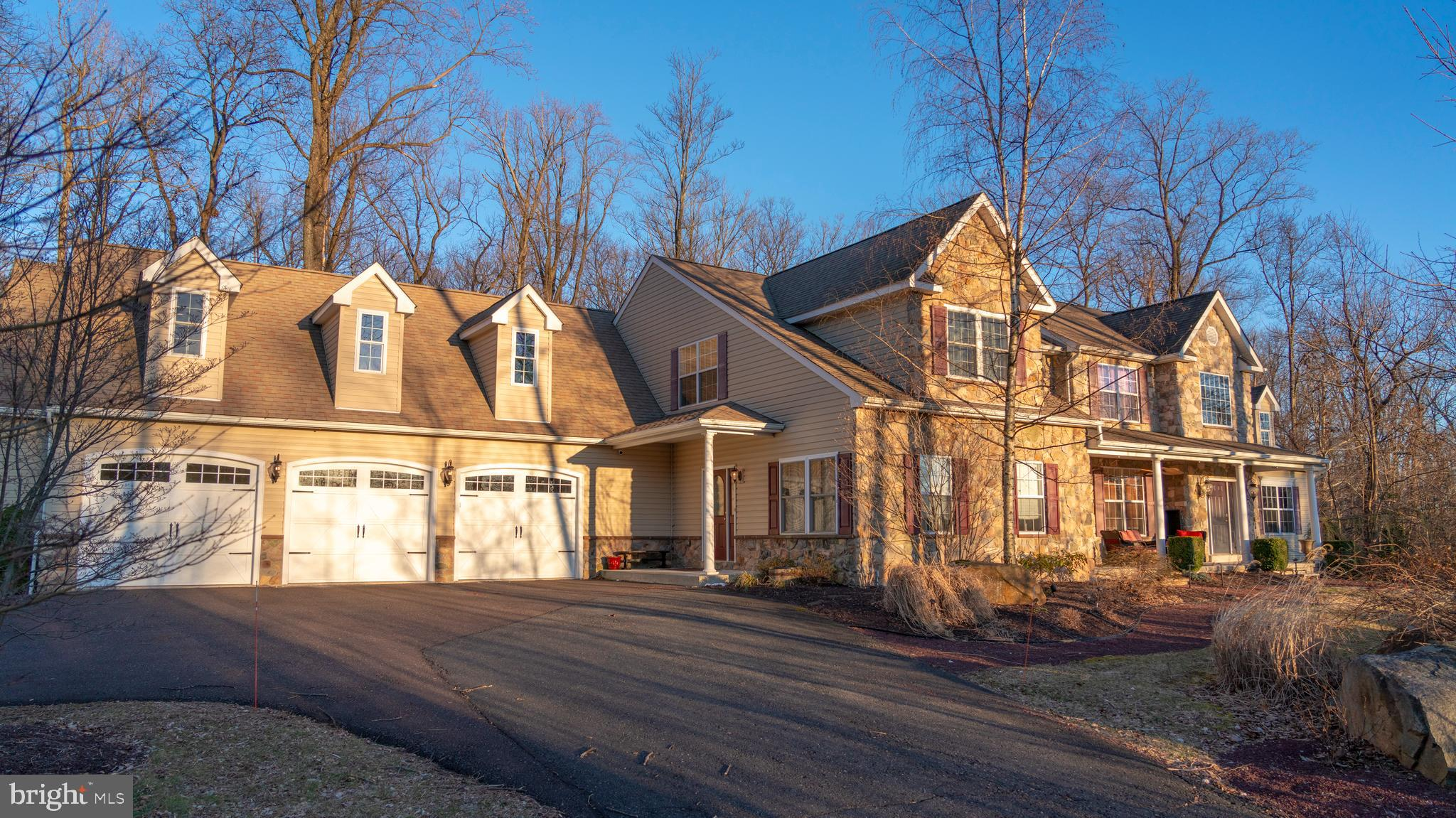 9279 ROSEWOOD DRIVE, EAST GREENVILLE, PA 18041