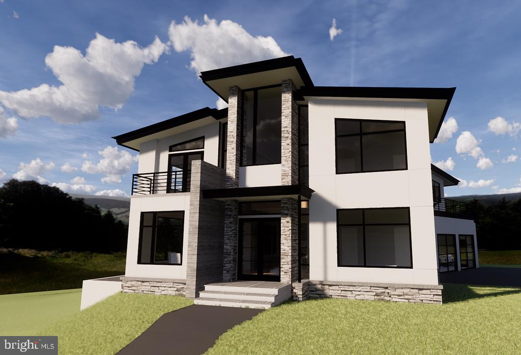 TO BE BUILT: Stunning new custom contemporary home to be built on gorgeous corner lot in Arlington's most highly sought after zip code. This home will be designed with owner's specifications and built by Lee-Jackson Design|Build, LLC., an exceptional and unique local builder committed to smart design, high-end cabinetry and finishes, energy-efficiency and non-toxic home construction. Lee-Jackson prides itself in using only the finest durable materials that provide for beautiful aesthetics and guarantee a home's comfort, durability, safety and structural integrity. The buyer will work closely with the skilled architects and design team of LJD Build to conceive the house of your dreams in one of Northern Virginia's most sought after communities.