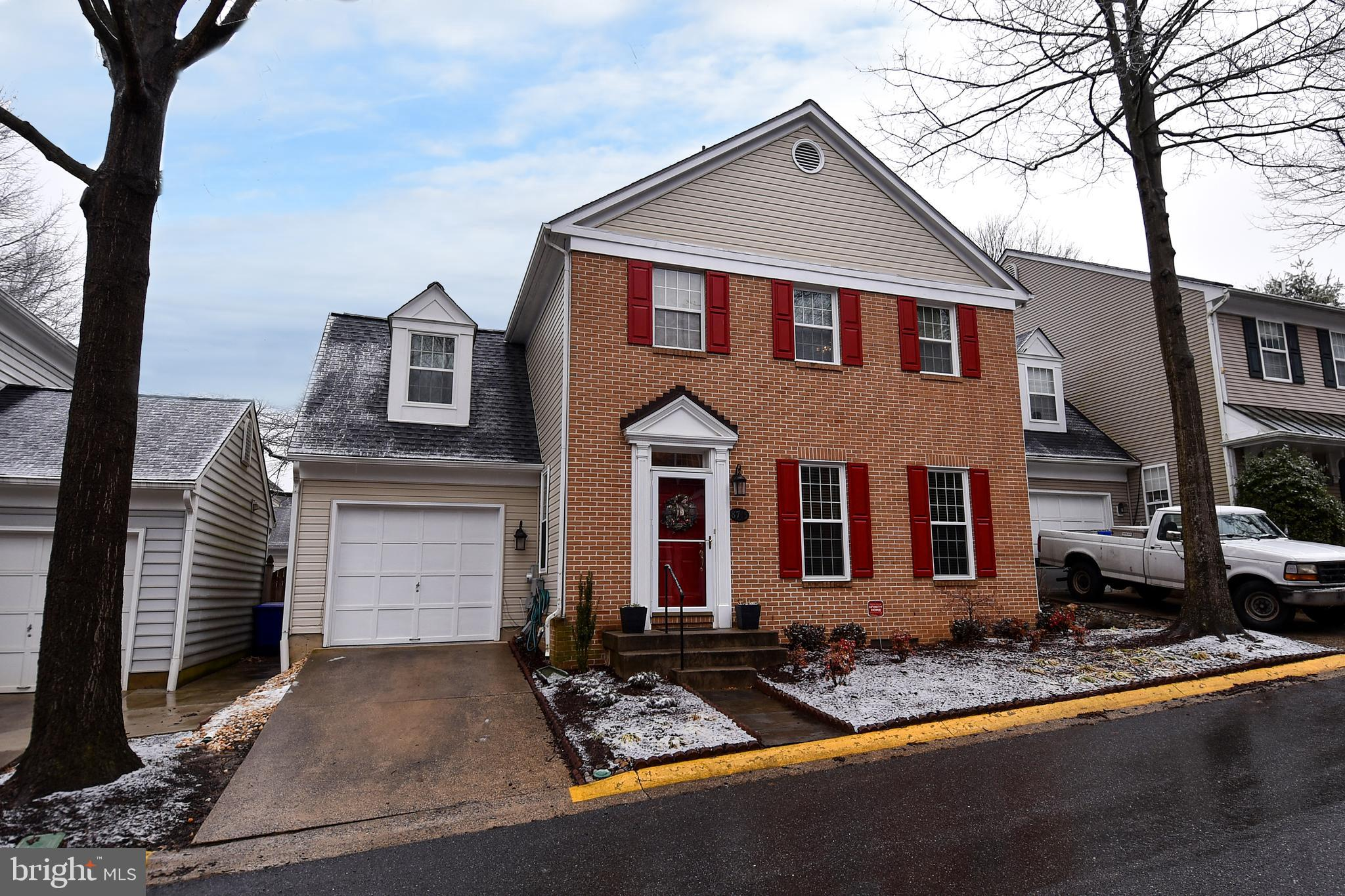 8715 IVYBERRY WAY, MONTGOMERY VILLAGE, MD 20886