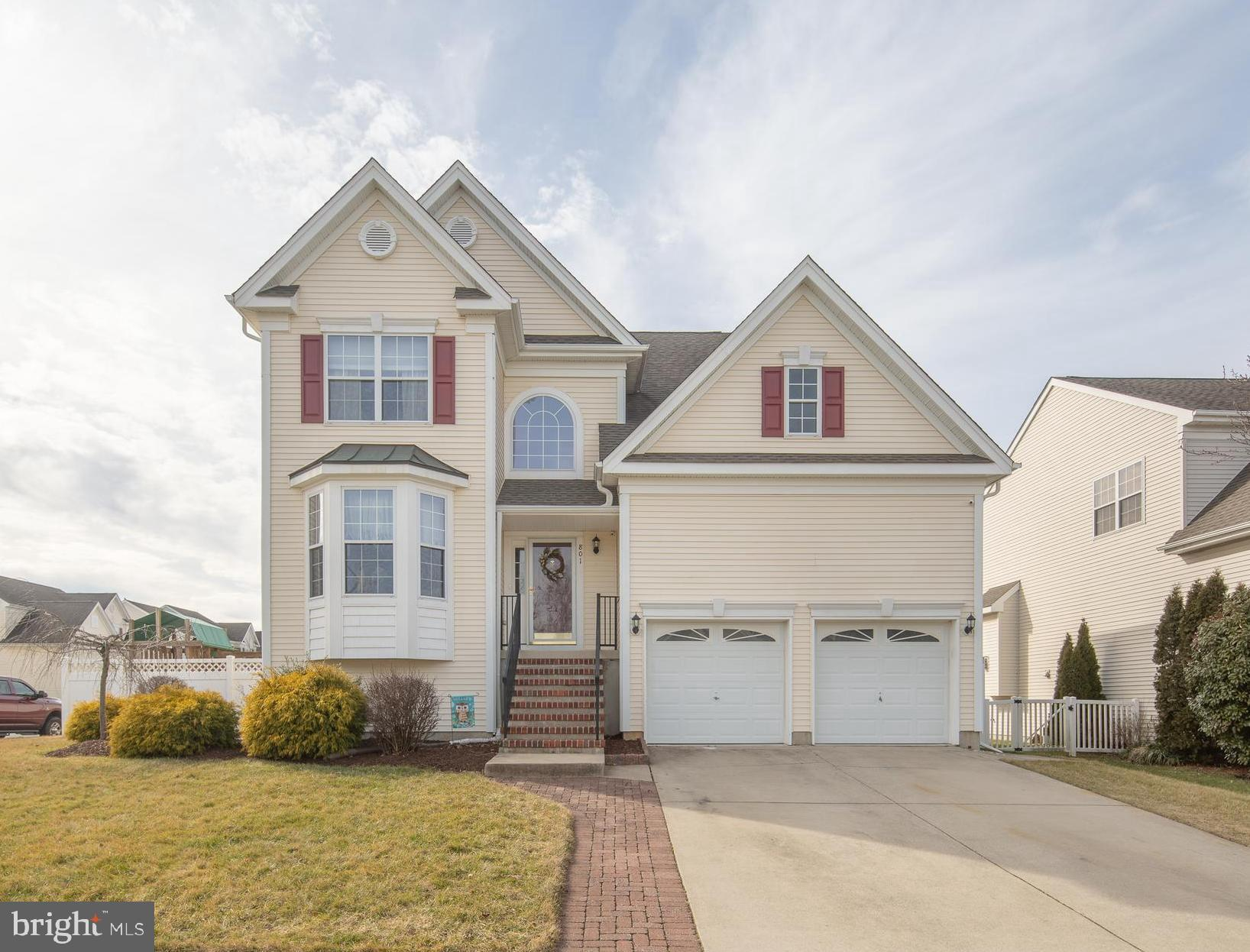 801 KENSINGTON DRIVE, WEST DEPTFORD, NJ 08086