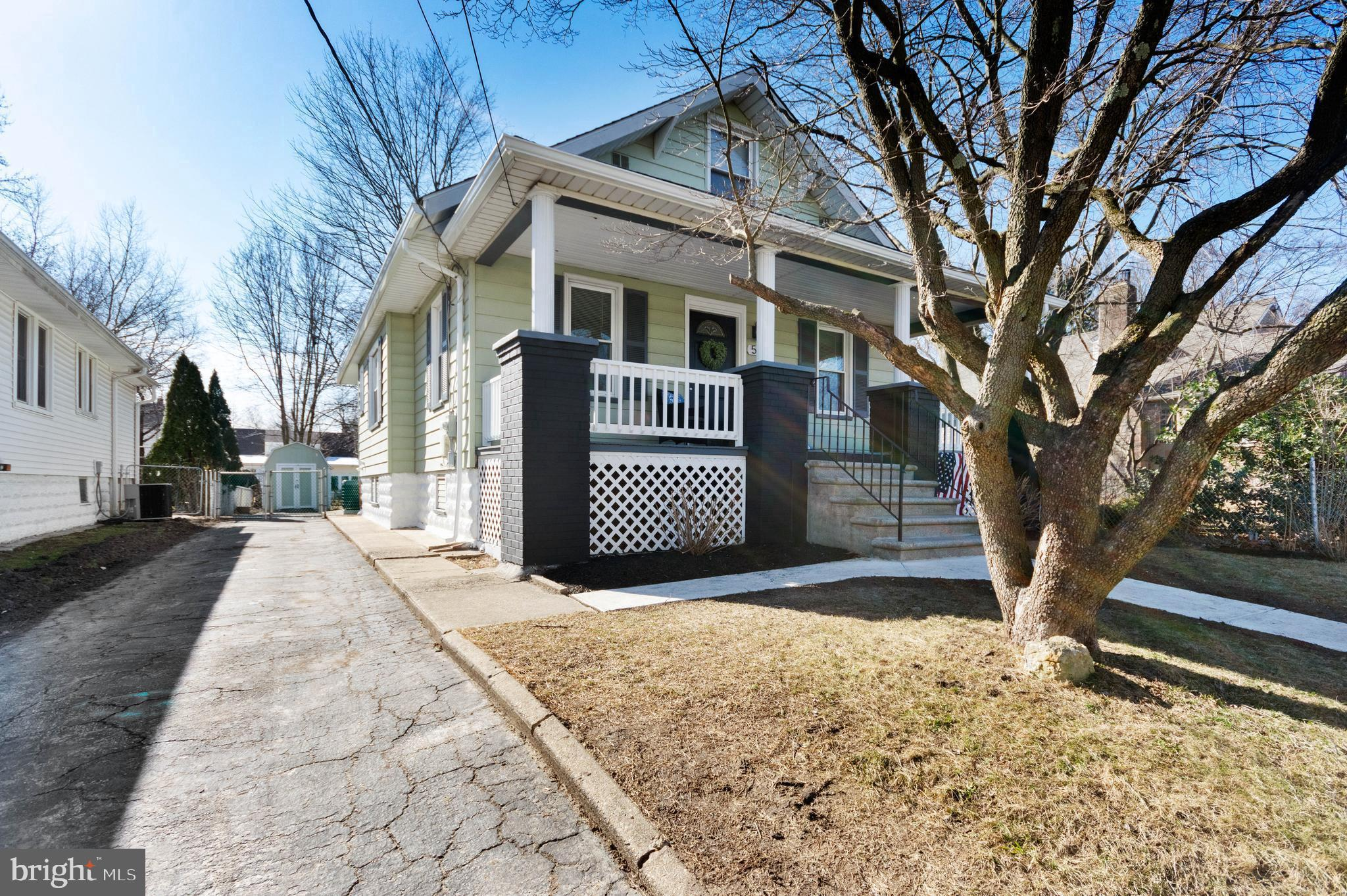 558 WALNUT STREET, AUDUBON, NJ 08106