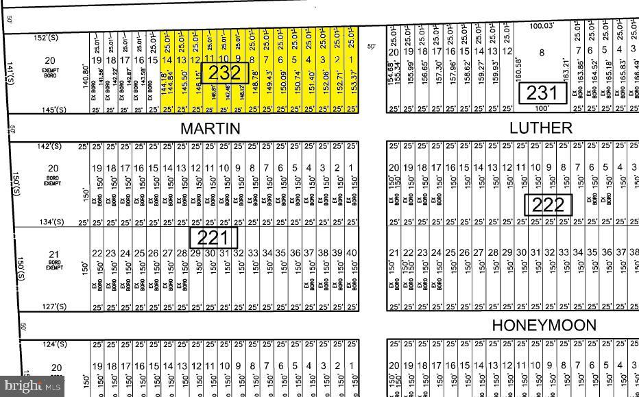 MARTIN LUTHER KING JR DRIVE, GLASSBORO, NJ 08028