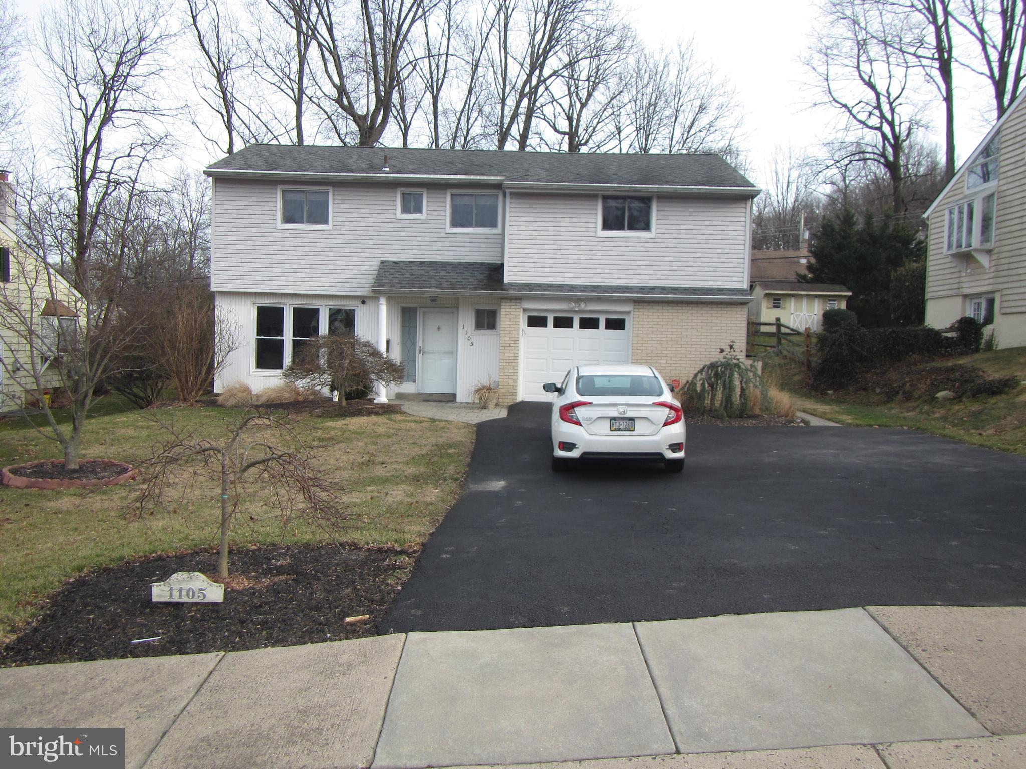 1105 DIVISION AVENUE, WILLOW GROVE, PA 19090