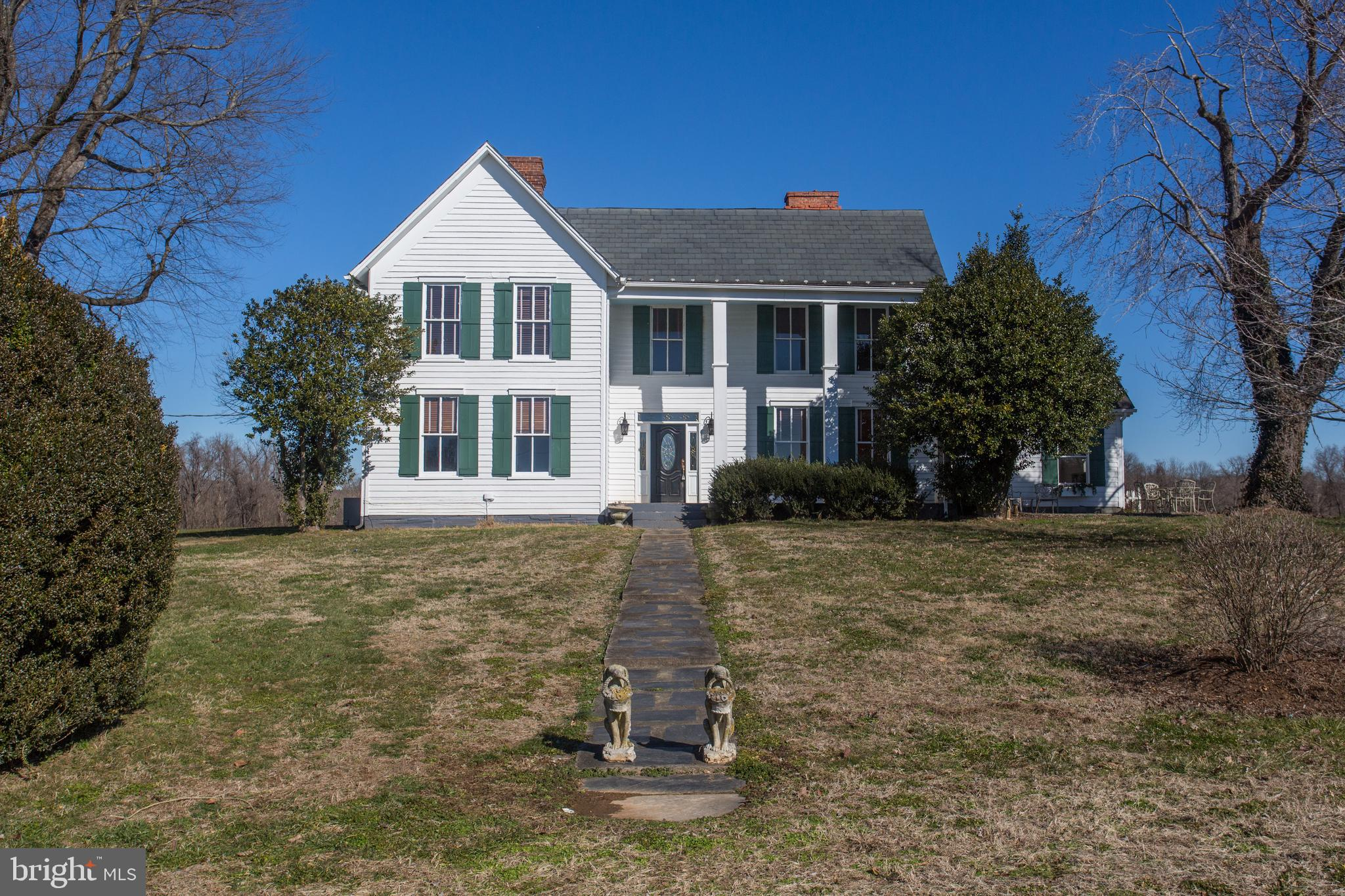 10335 BRIDGEPORT ROAD, ARVONIA, VA 23004