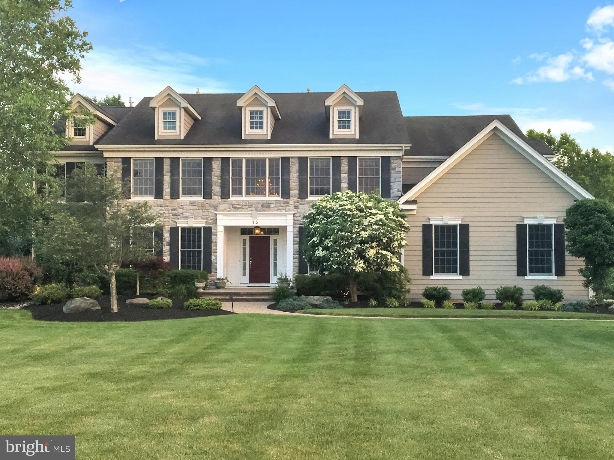 15 SPARROW COURT, SKILLMAN, NJ 08558