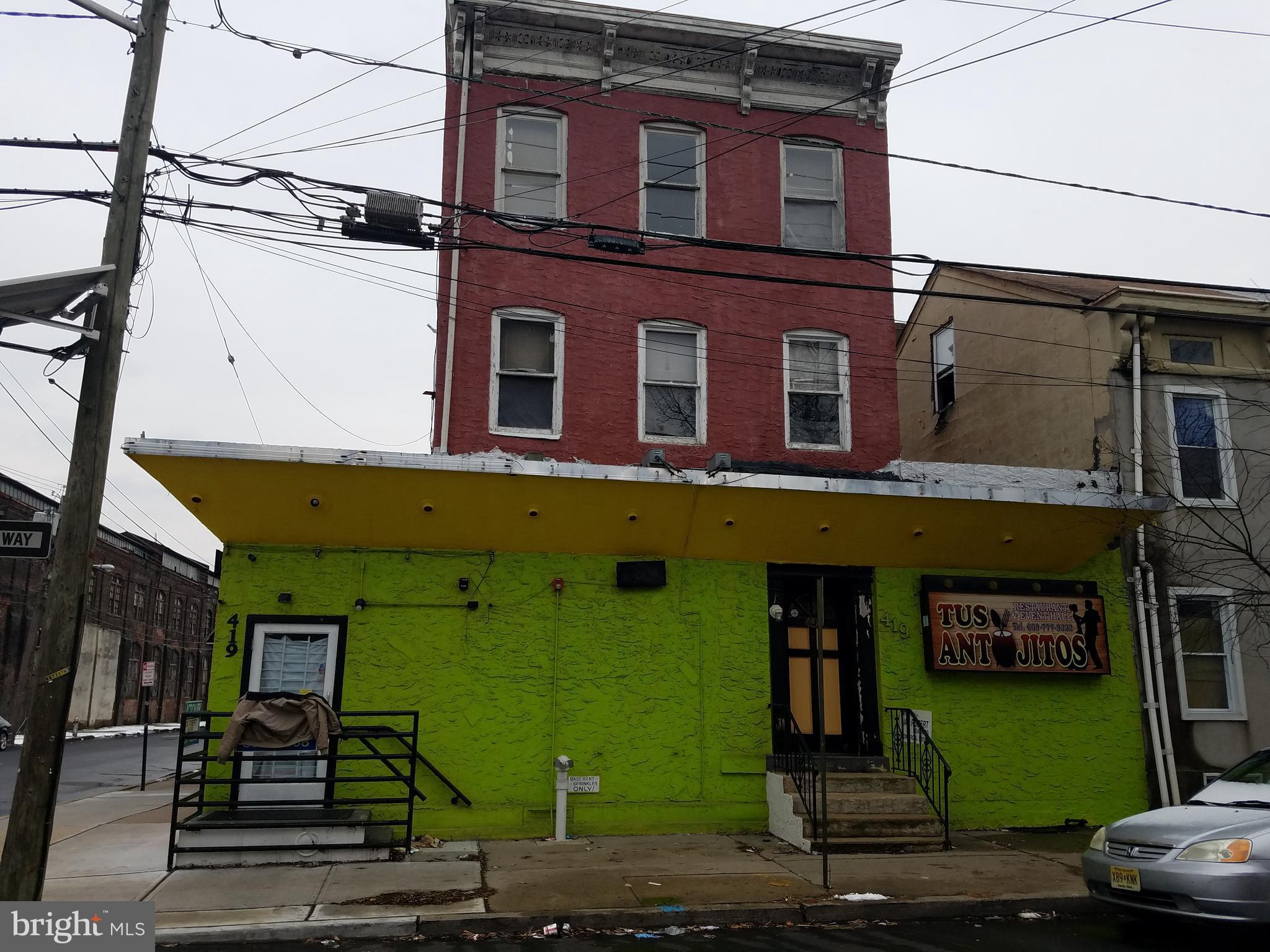 419 HUDSON, TRENTON, NJ 08611