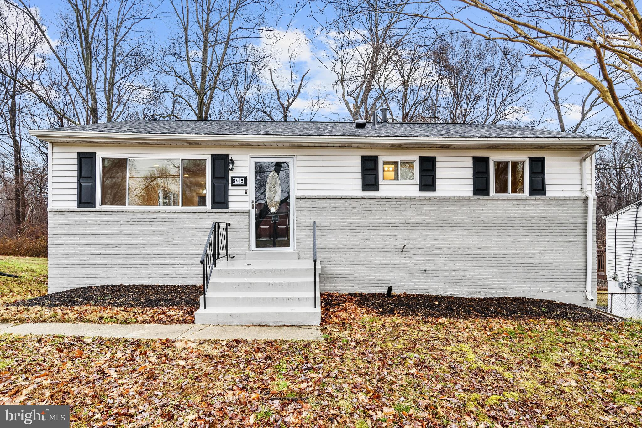8402 RICHVILLE DRIVE, DISTRICT HEIGHTS, MD 20747