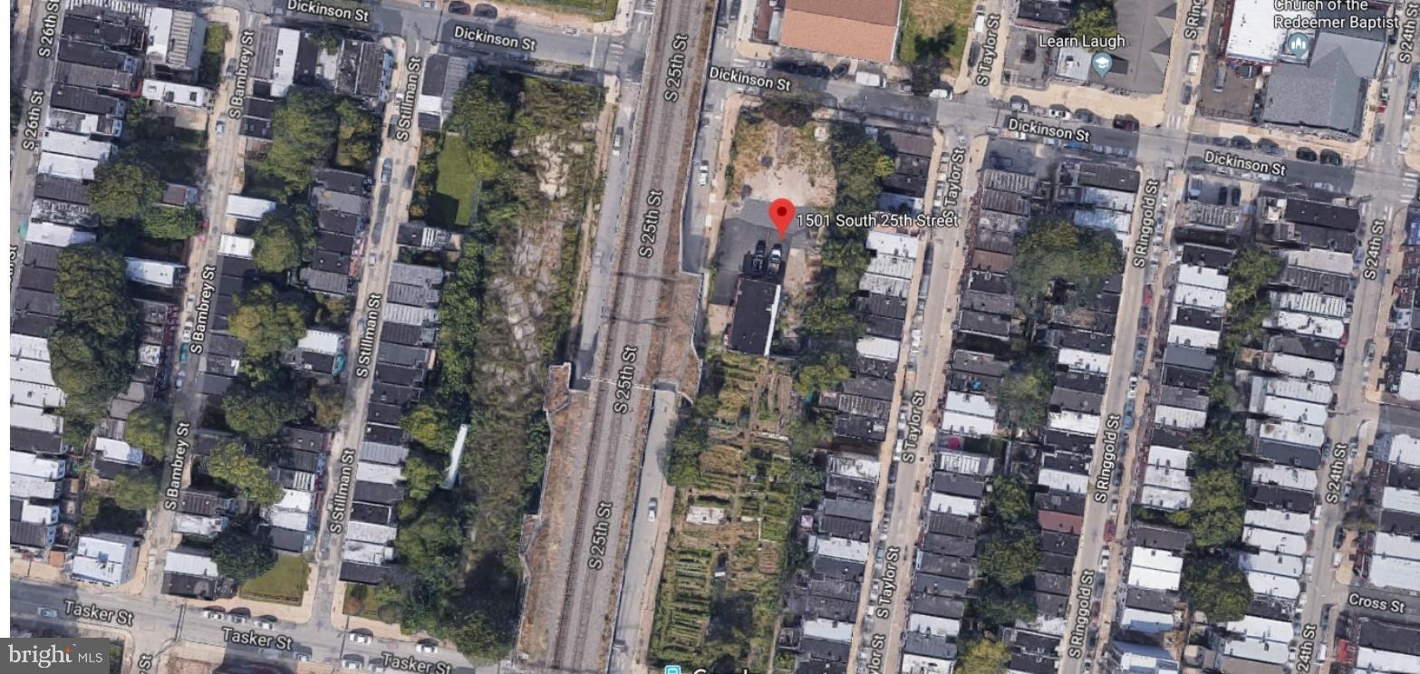 1501 S 25TH STREET, PHILADELPHIA, PA 19146