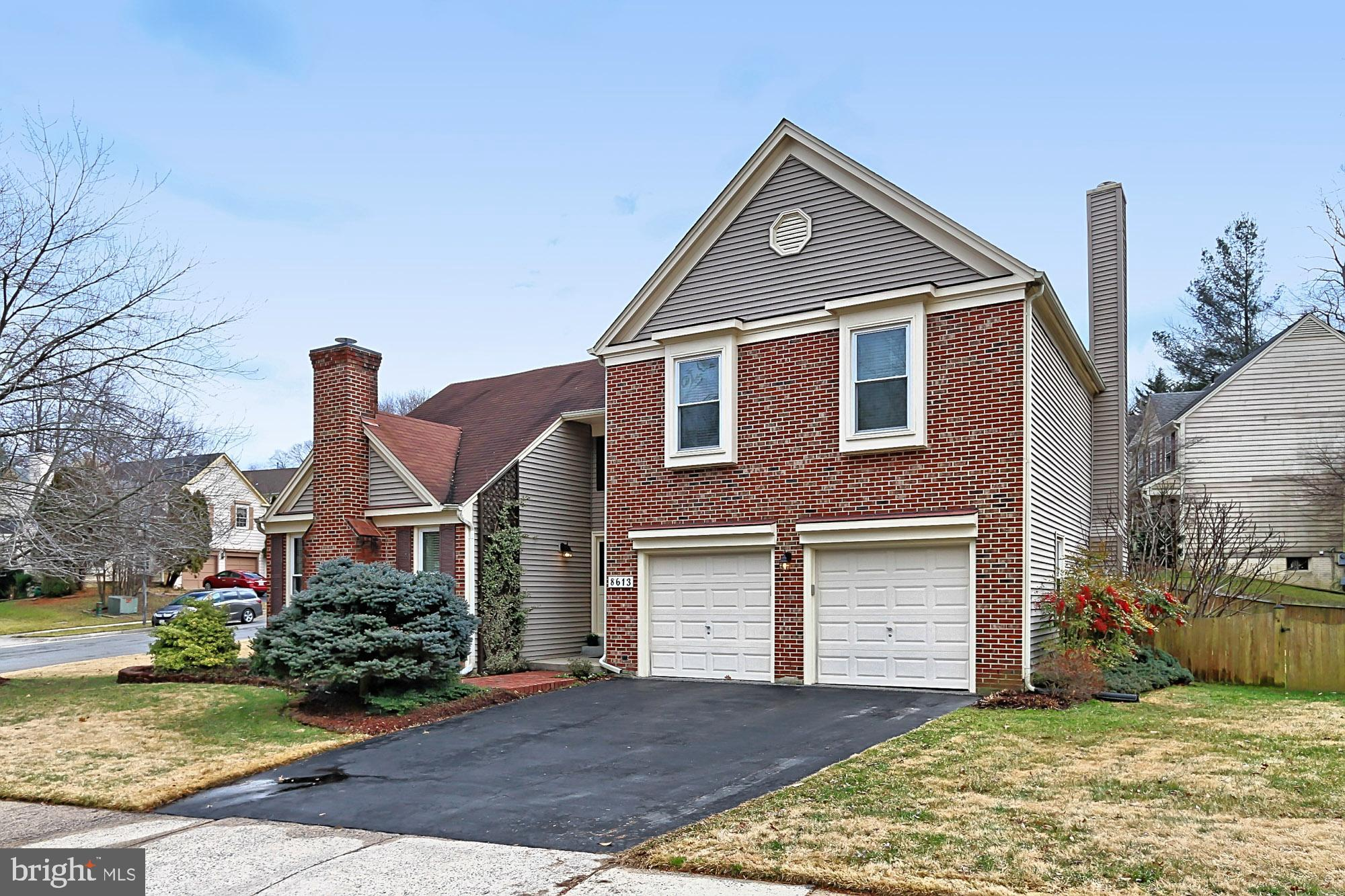 The flower gardens are almost ready to bloom! You could be in this home by spring! Beautifully maintained and updated colonial in the Afton Glen subdivision of Springfield. This 4 bedroom, 2 and 1 half bath is just waiting for you to call home. Pride of ownership is clearly visible.