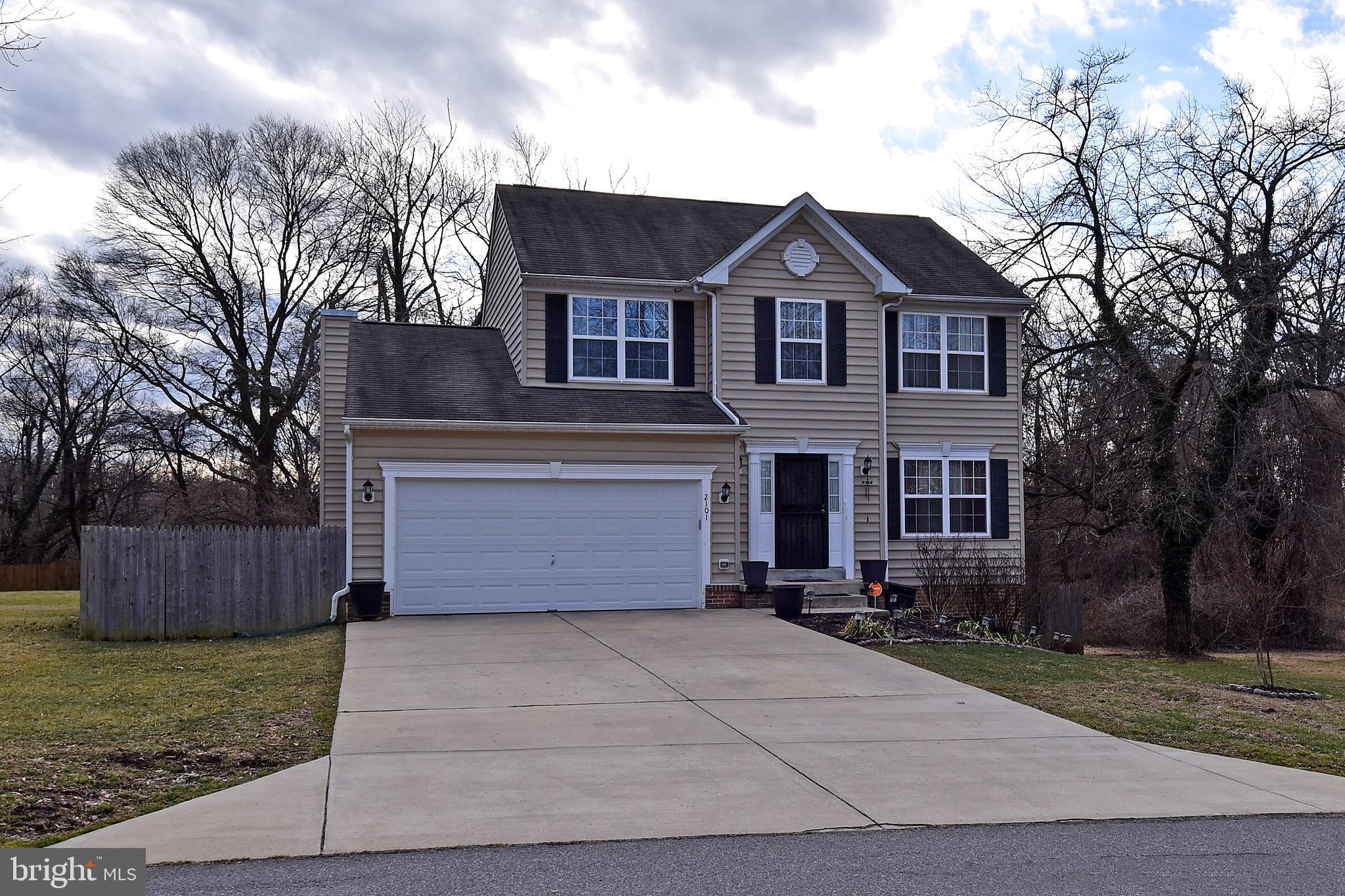 2101 BURGESS PLACE, DISTRICT HEIGHTS, MD 20747
