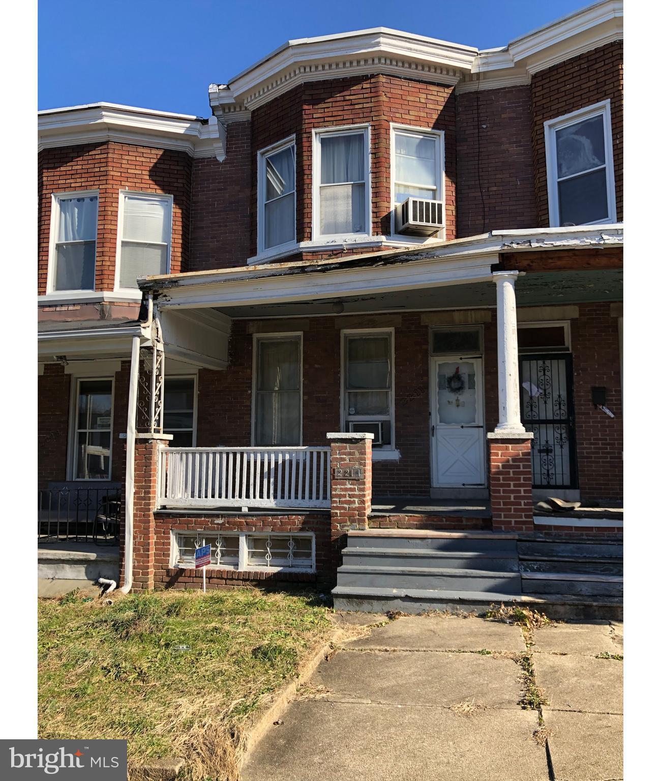 2211 Poplar Grove St, Baltimore, MD, 21216