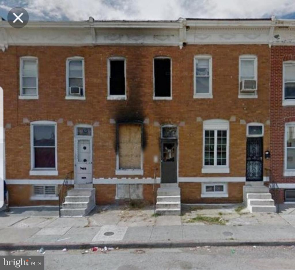 "FIXER UPPER! Fix & Flip or Fix & Rent out. BIG POTENTIAL great OPPORTUNITY! LOW TAXES, NO HOA. Ready? Bring your tool belt and come restore this perfectly located house. Prime access to Ravens Stadium and Camden Yards Oriole Park and Horseshoe Casino and Downtown Baltimore . Located for very easy commute to University Of Maryland Hospital, State Center, The Inner Harbor which includes National Aquarium in Baltimore, Science Center and so much more.. You will enjoy owning a property in this area. Yes, this is a fixer upper. Needs lots of tender loving care. This house has a great floor plan. With your imagination you can create the home of your dreams..... all investors! Must see fixer upper! Bring all offers - motivated seller. AS IS handyman special. I""m not going to use euphemisms that some use occasionally to make crappy things seem better: Cozy = ~This house is small~ Charming = ~This house is old and gross!~ Quiet Area = ~This house is in the boonies!~ Unique = ~This house is weird looking~ Whether you like the theaters, or the stadiums, or even the casino.. downtown. This property is only miles away from it all. Imagine all the possibilities! If you~re someone who sees unlimited potential with every home, check out this honey of a listing! We know most home buyers like to imagine what they~re getting into when they purchase a home, but DON'T let someone else buy this one first and years later when you're driving by and see how exceptional the area has become, you're going to want to cry and boohoo... Put an offer now and make it what you think it should have been in the first place! Wait no longer. Call 4432677762 and lets talk about it."