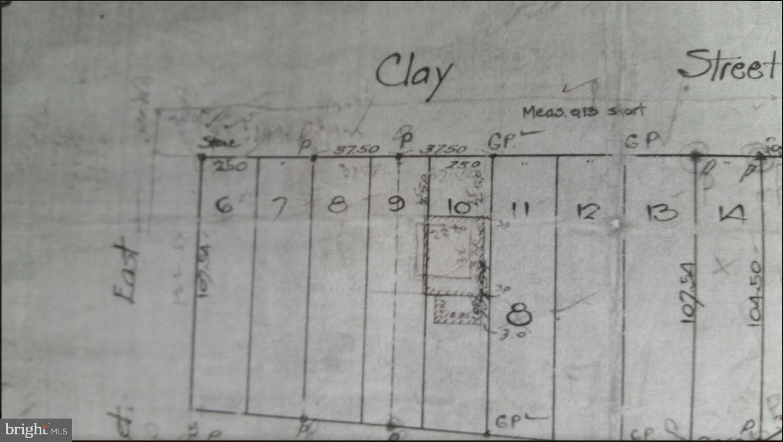 Clay St Ne Washington DC 20019