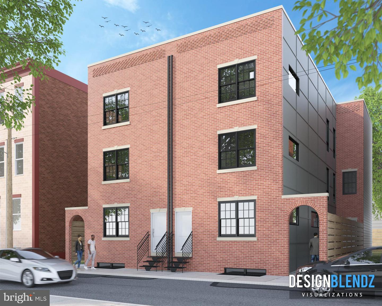 1227 N Franklin Street #3 Philadelphia, PA 19122