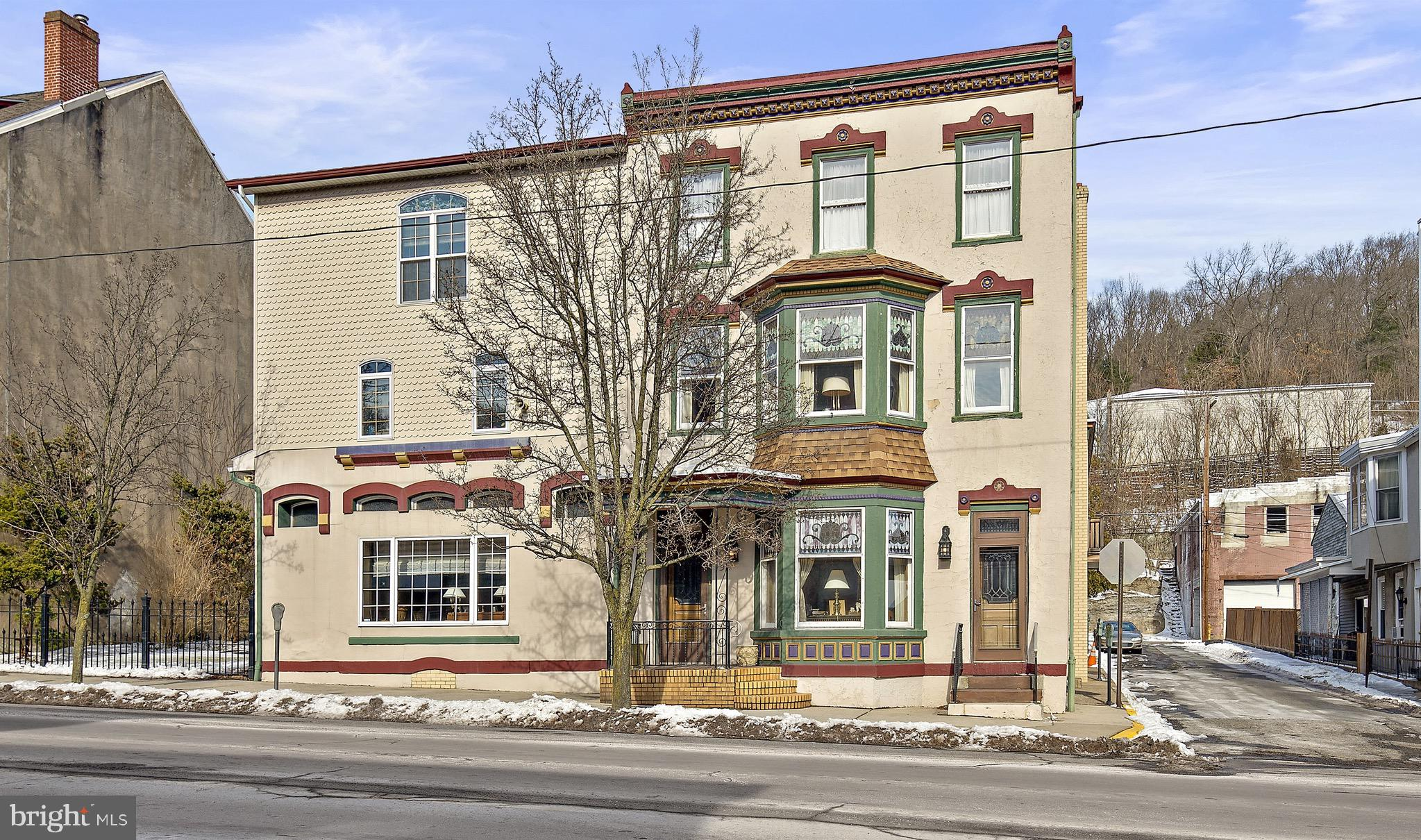 601 CENTRE STREET, ASHLAND, PA 17921