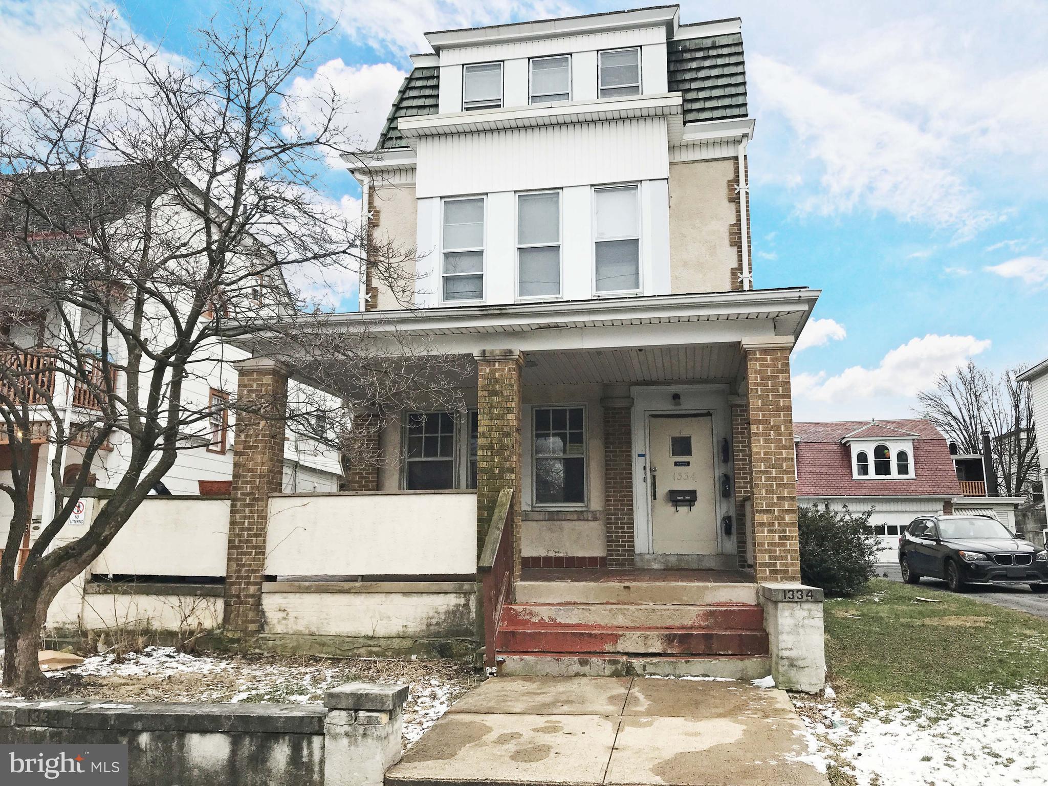 1334 LINDEN STREET, ALLENTOWN, PA 18102