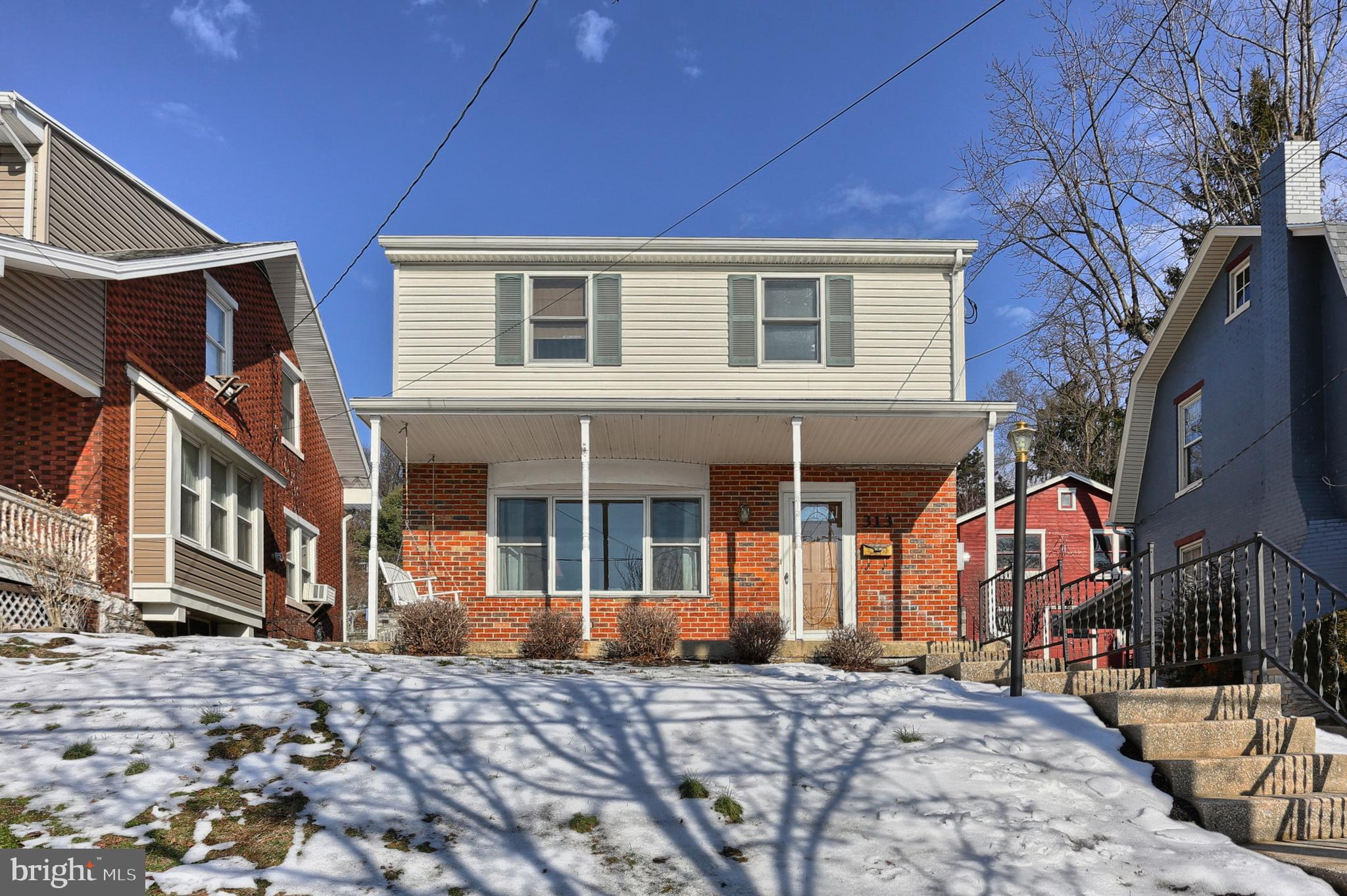 313 WALNUT STREET, LEMOYNE, PA 17043