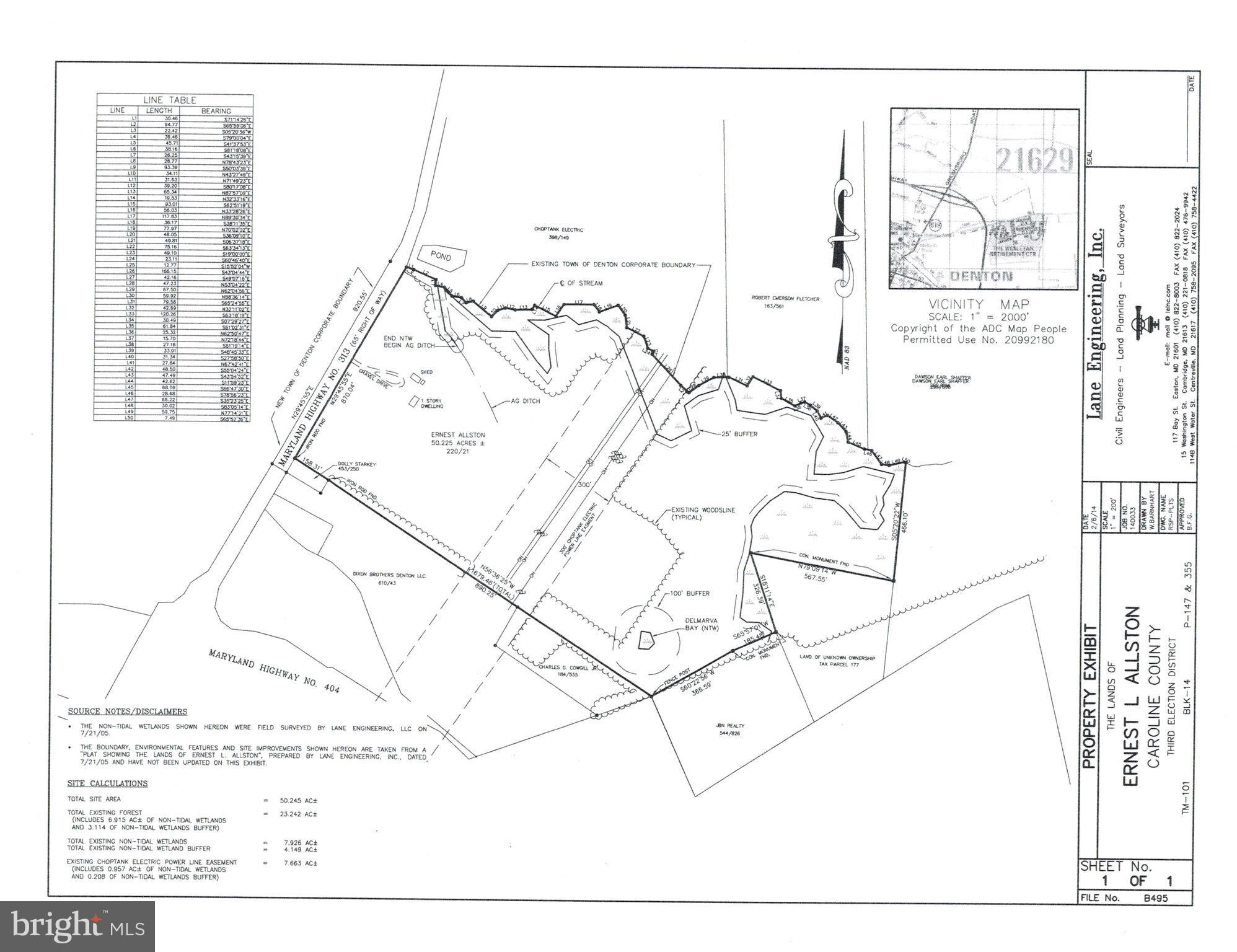 10591 GREENBORO ROAD, DENTON, MD 21629
