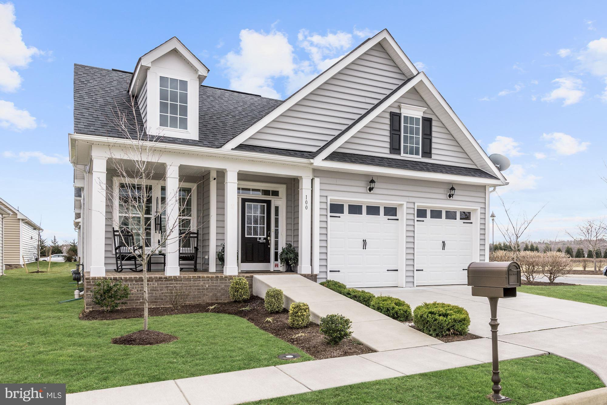 100 FORGET ME NOT DRIVE, WHITE POST, VA 22663