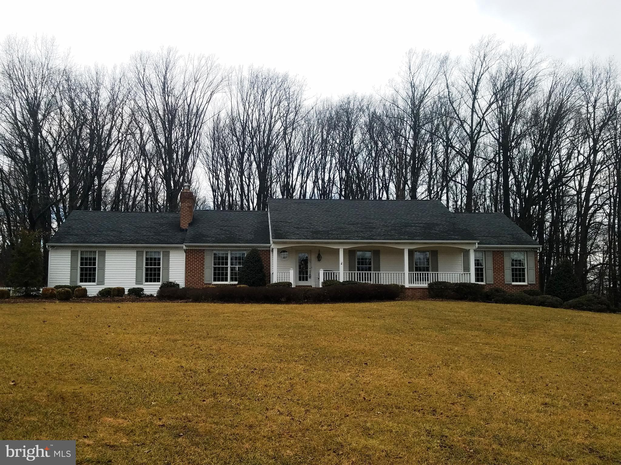 2863 TROYER ROAD, WHITE HALL, MD 21161