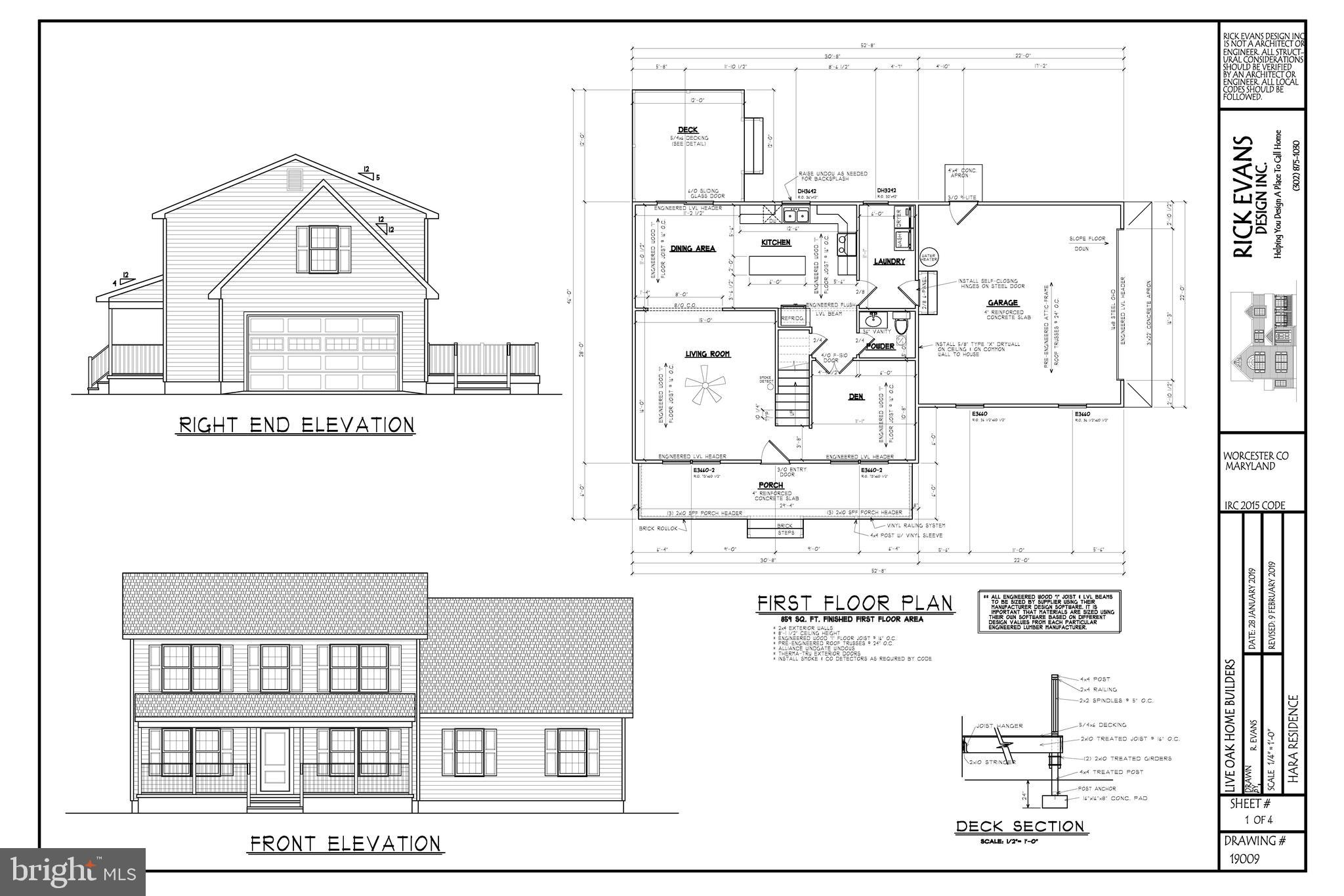 Lot 2-A WHITON CROSSING ROAD, SNOW HILL, MD 21863
