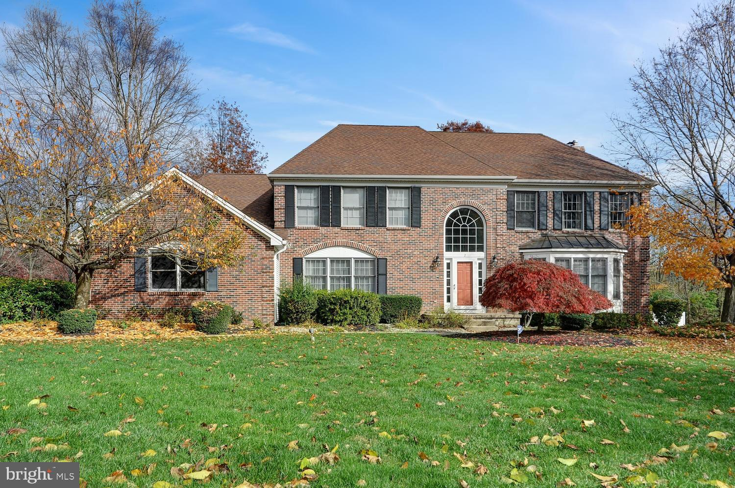 2 HEDGE ROW COURT, LAWRENCE TOWNSHIP, NJ 08648
