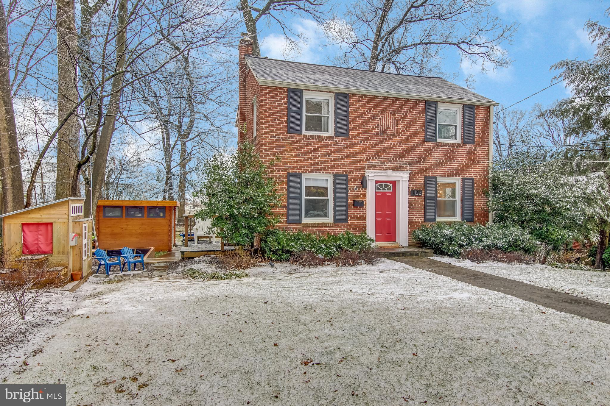 1122 MEURILEE LANE, SILVER SPRING, MD 20901