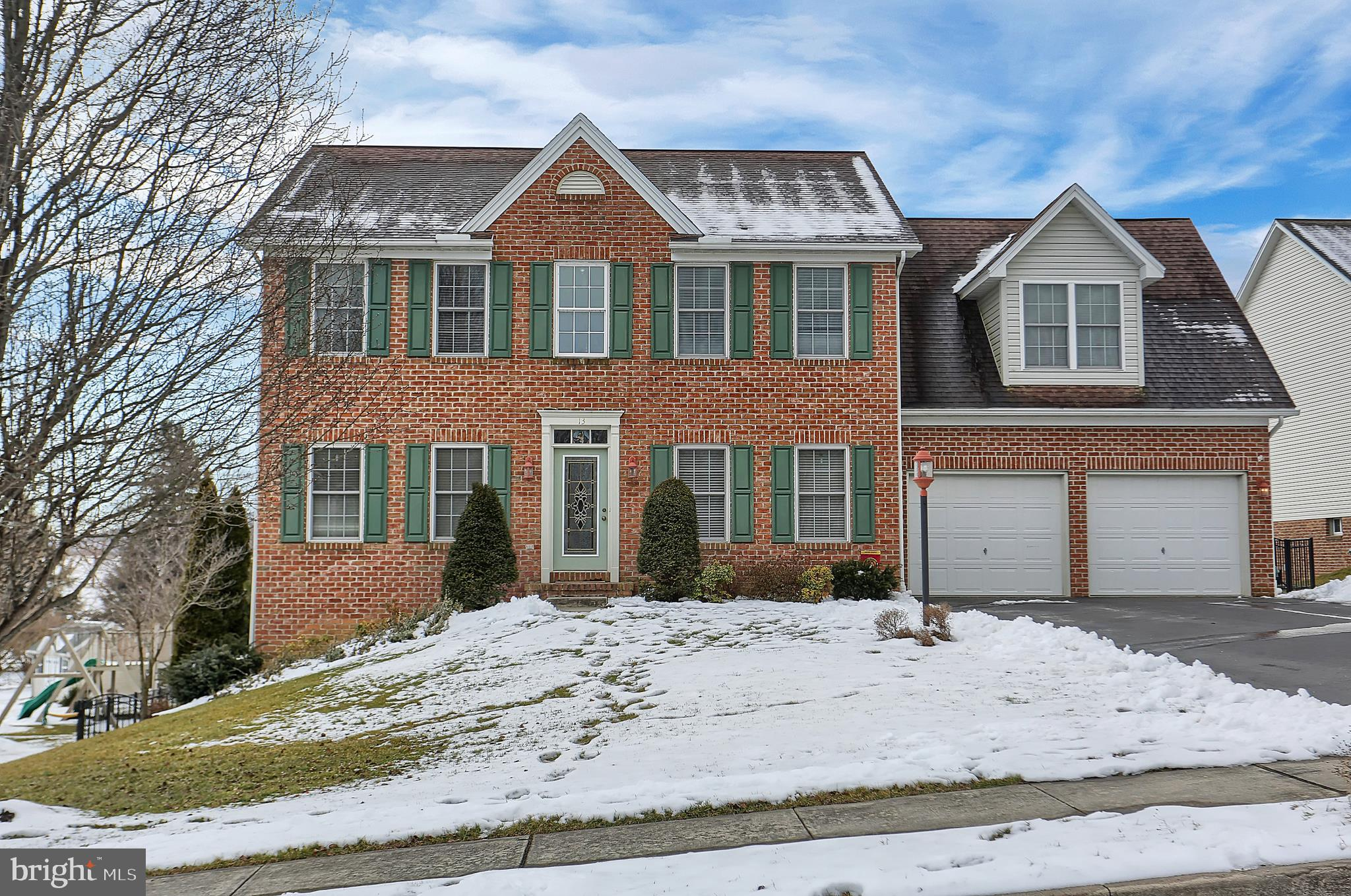 13 MEADOWOOD PLACE, BOILING SPRINGS, PA 17007