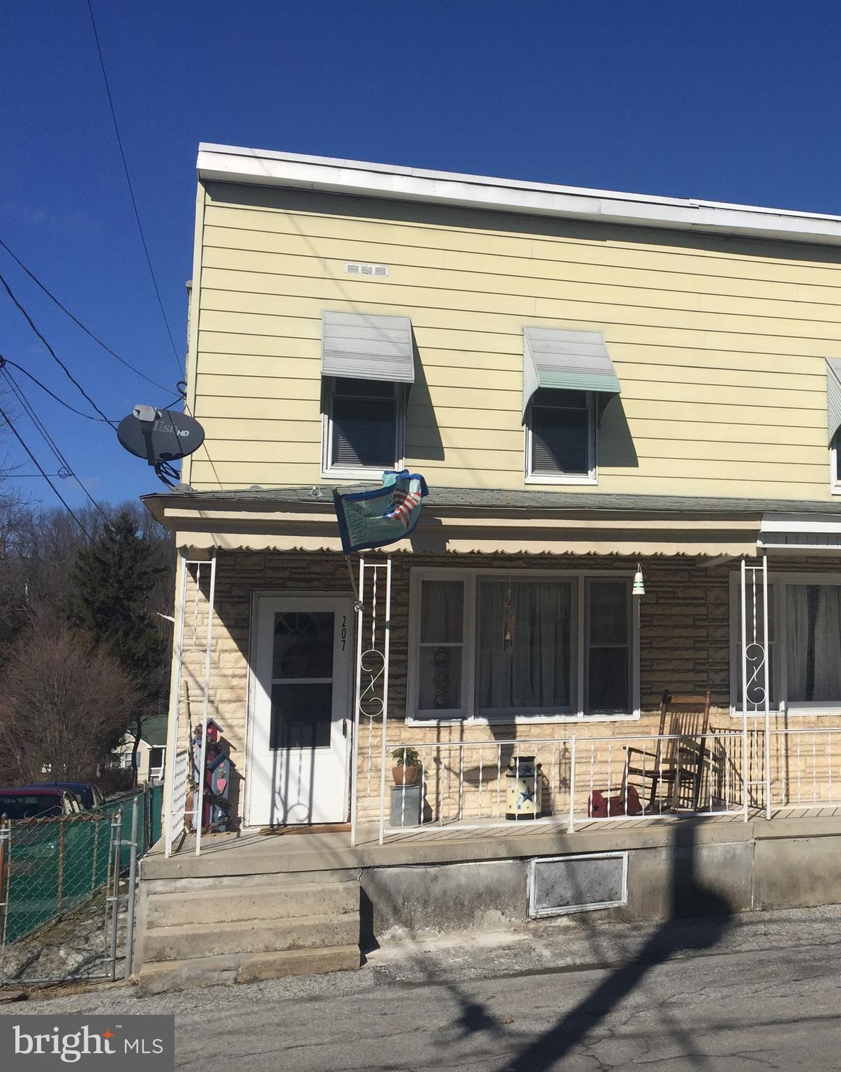 207 OAK STREET, SAINT CLAIR, PA 17970