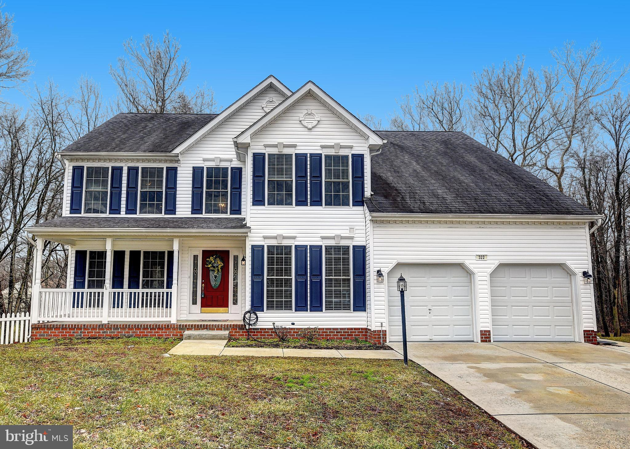 322 BEACON POINT DRIVE, PERRYVILLE, MD 21903