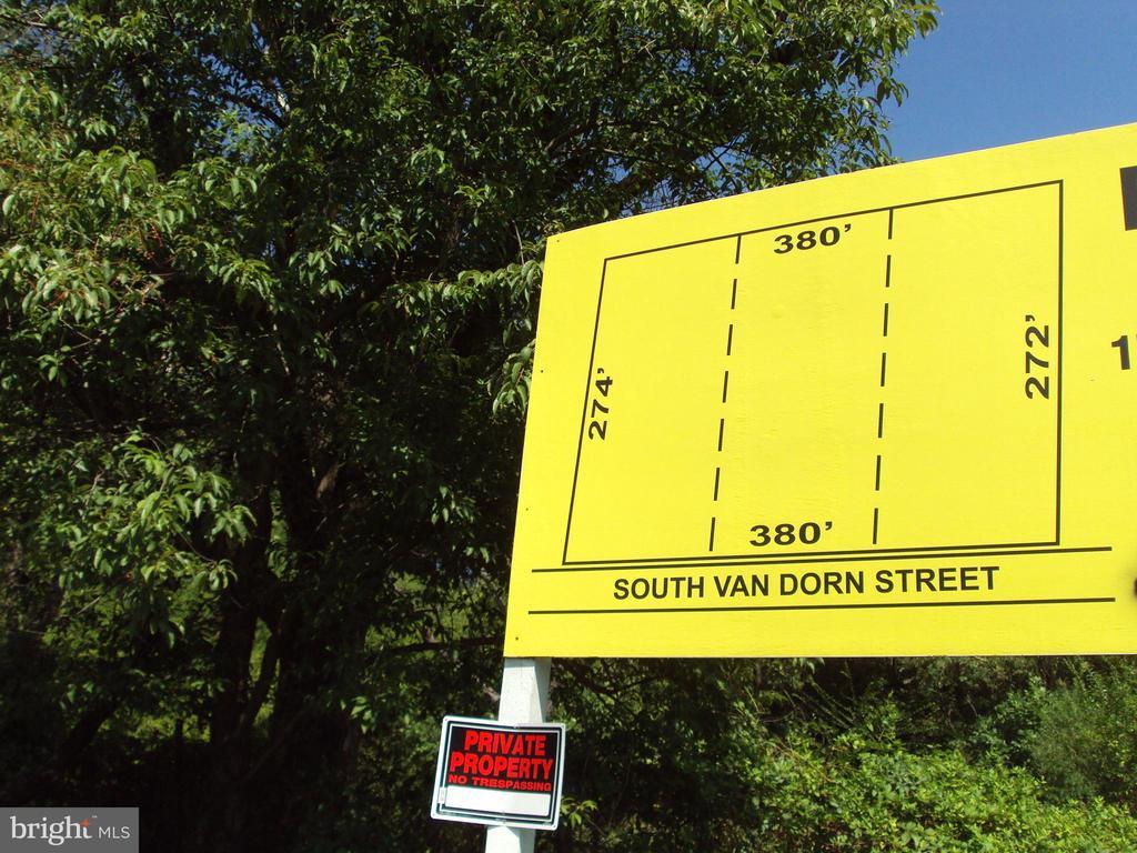 5945 S VAN DORN STREET, Alexandria, Virginia