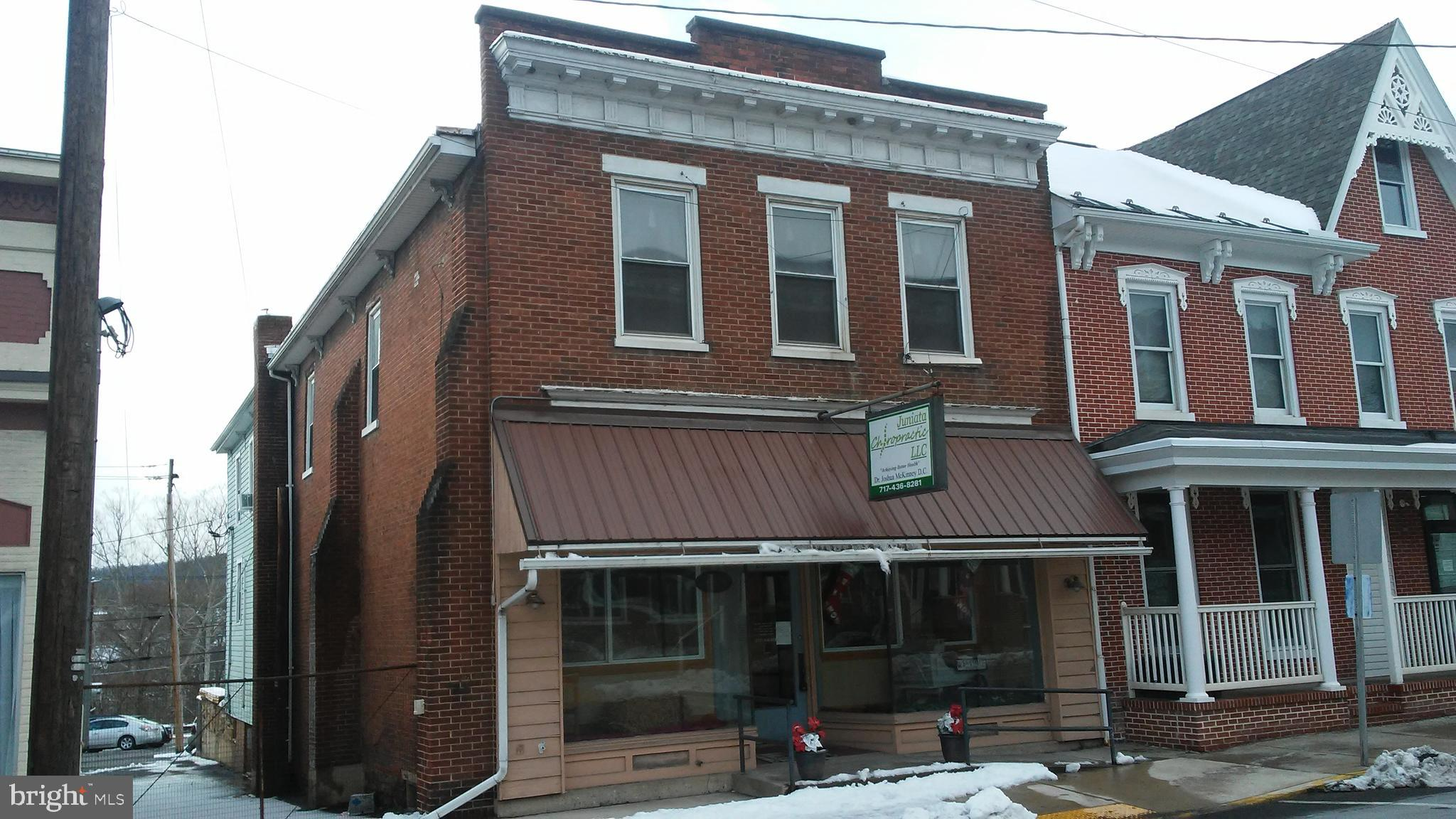 22 N MAIN STREET, MIFFLINTOWN, PA 17059