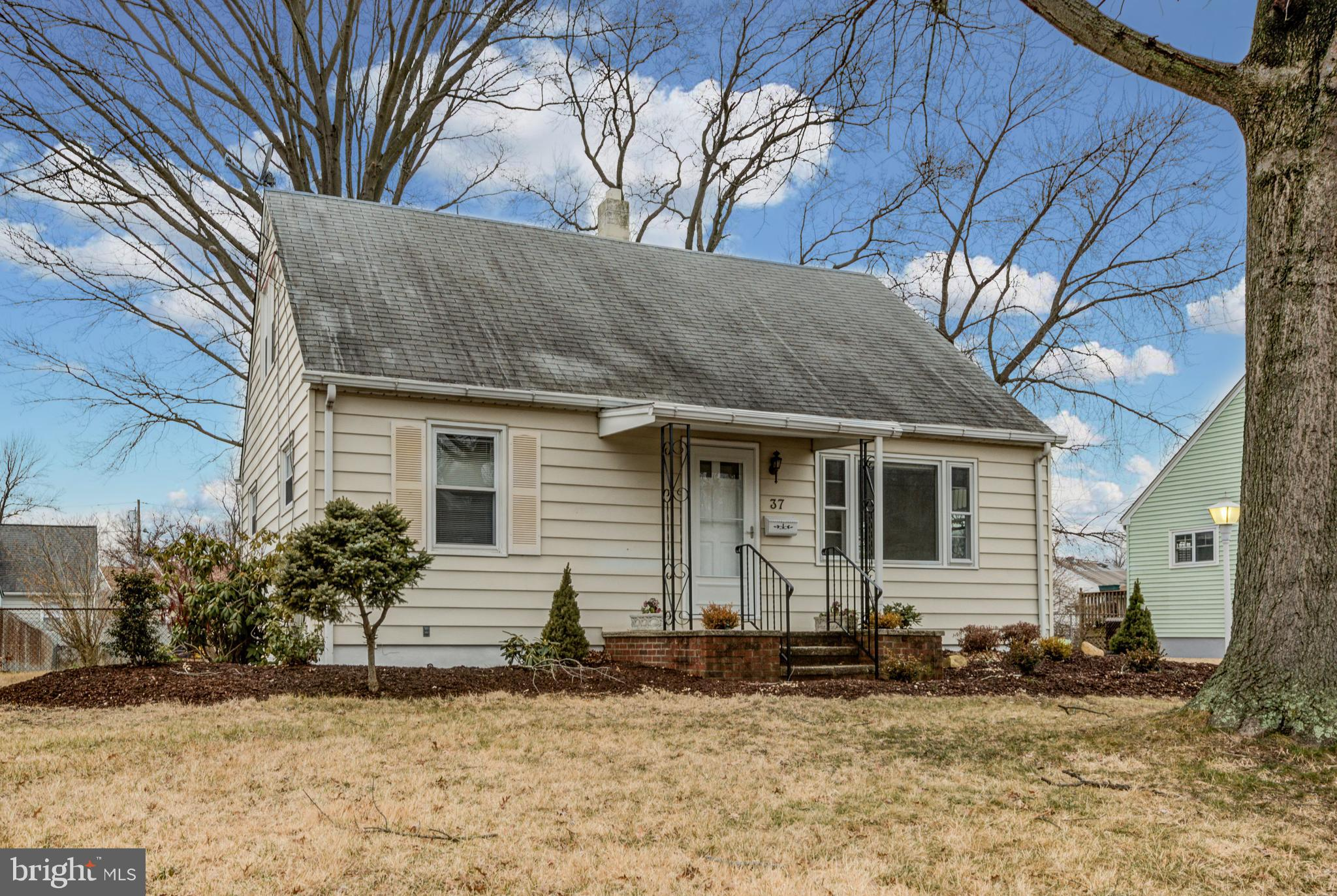 37 Willow Road, Bordentown, NJ 08505 - SOLD LISTING, MLS # NJBL242842 |  RE/MAX of Reading