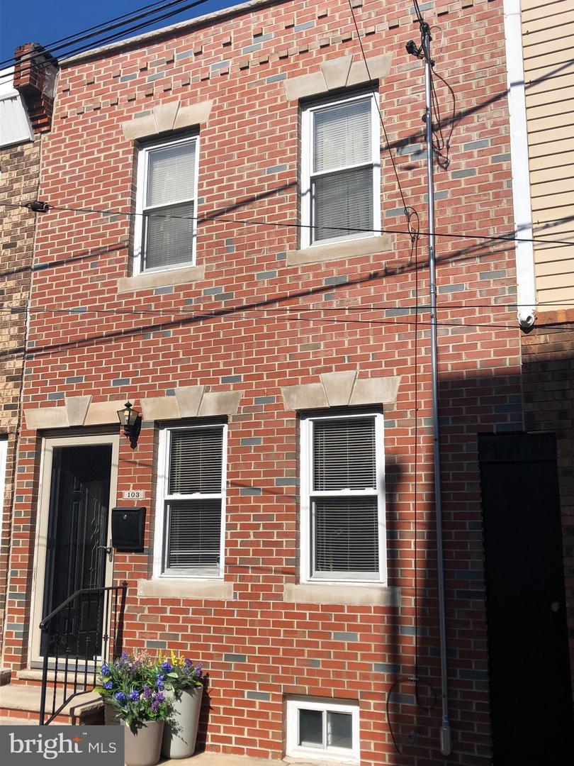 103 Sigel Street Philadelphia, PA 19148
