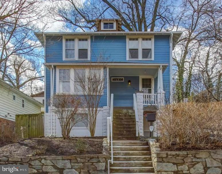6718 COCKERILLE AVENUE, TAKOMA PARK, MD 20912