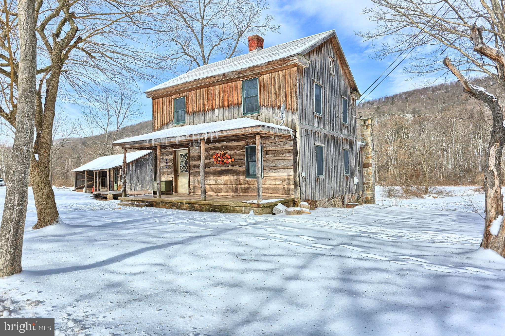 203 LAUREL RUN ROAD, LANDISBURG, PA 17040